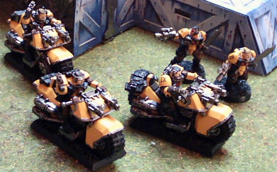 Imperial Fists 10th Company Marines