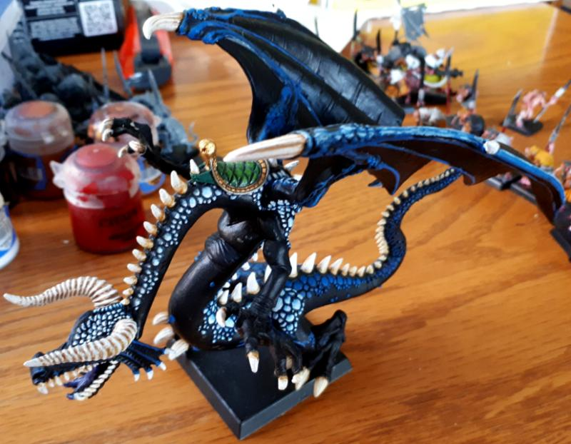 Black Dragon - WIP