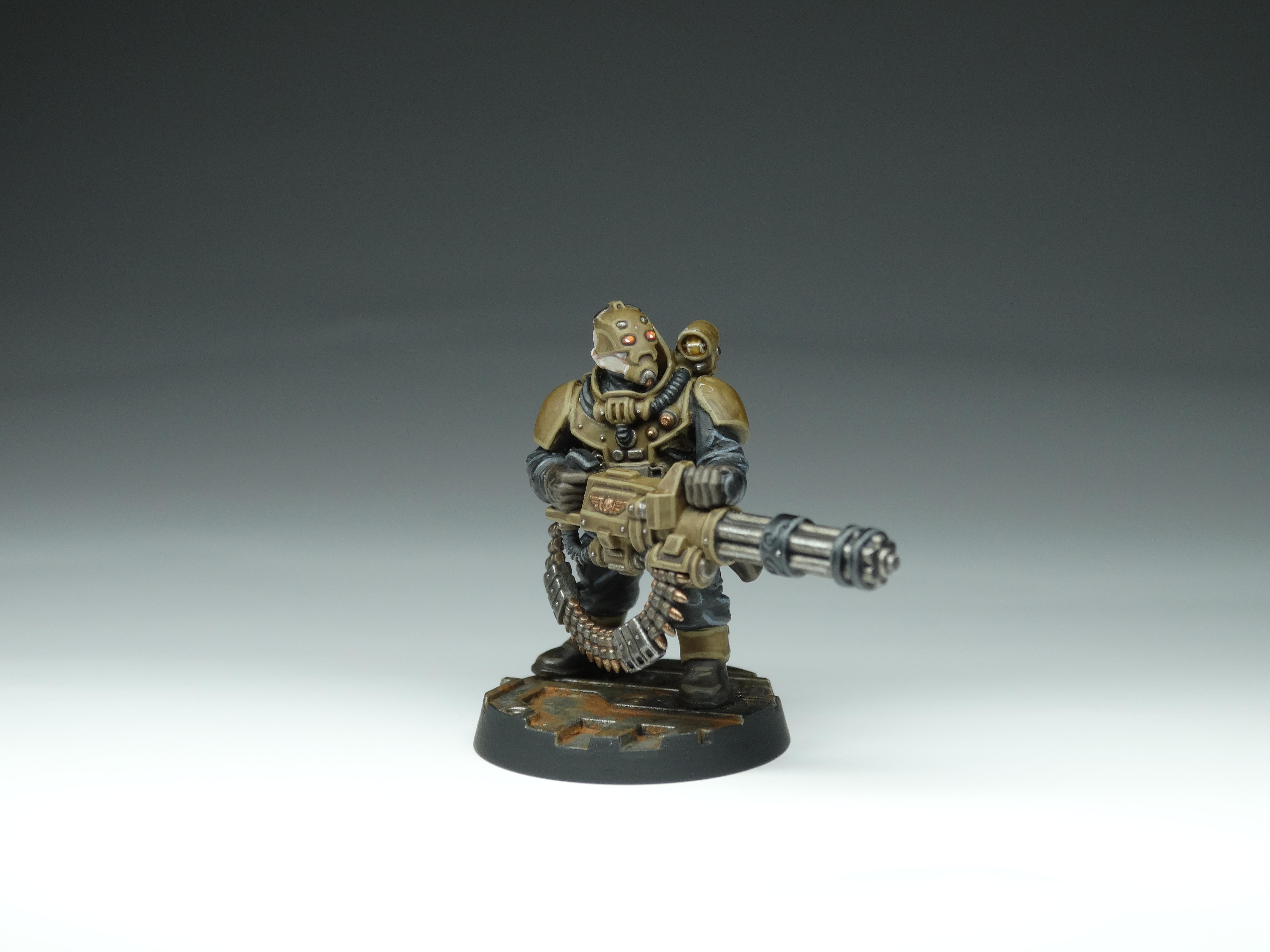 Conversion, Imperial Guard, Imperial Navy, Inq28, Kitbash, Rogue Trader, Voidsmen, Warhammer 40,000