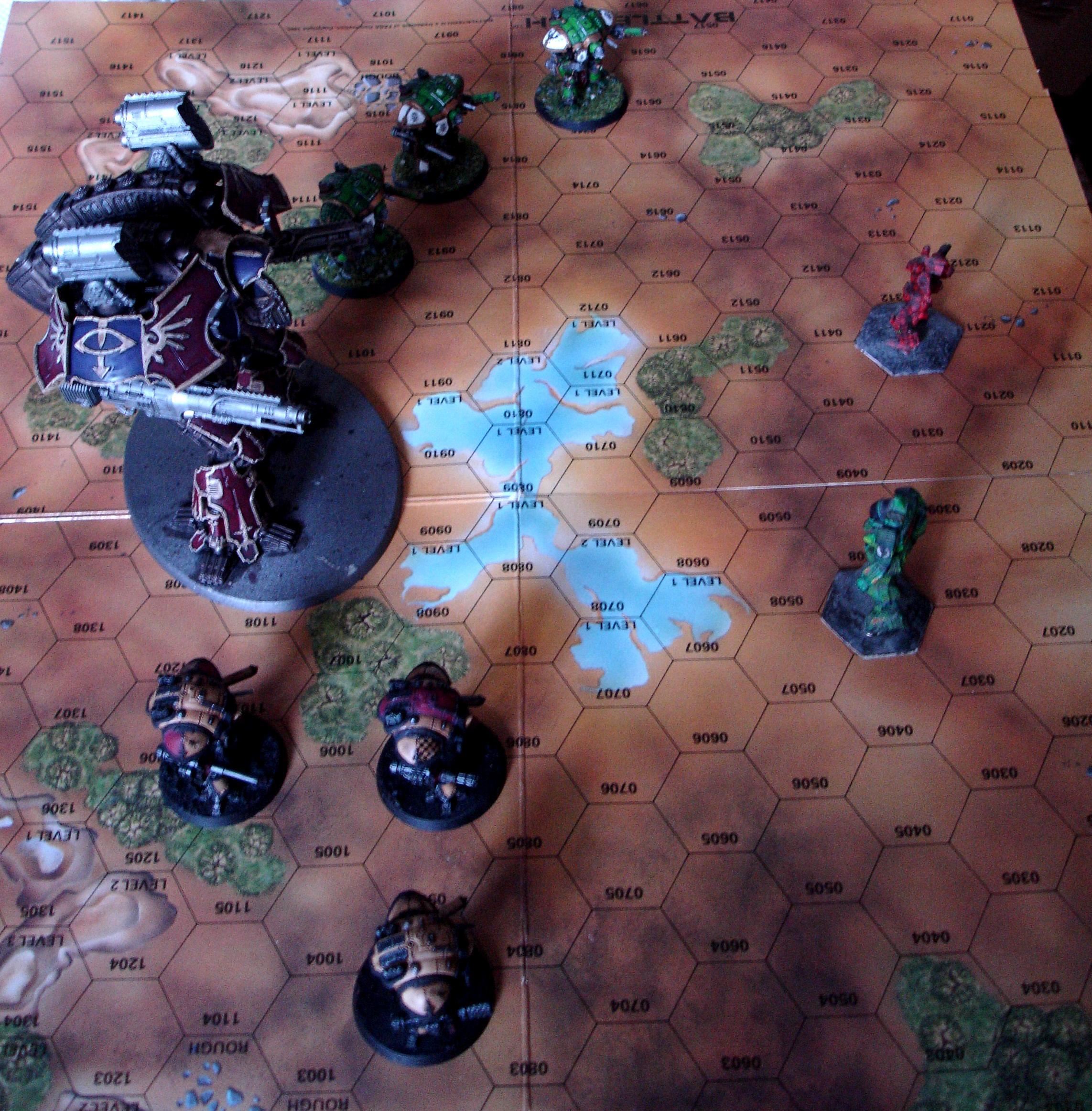Battletech, Knights, Ttian