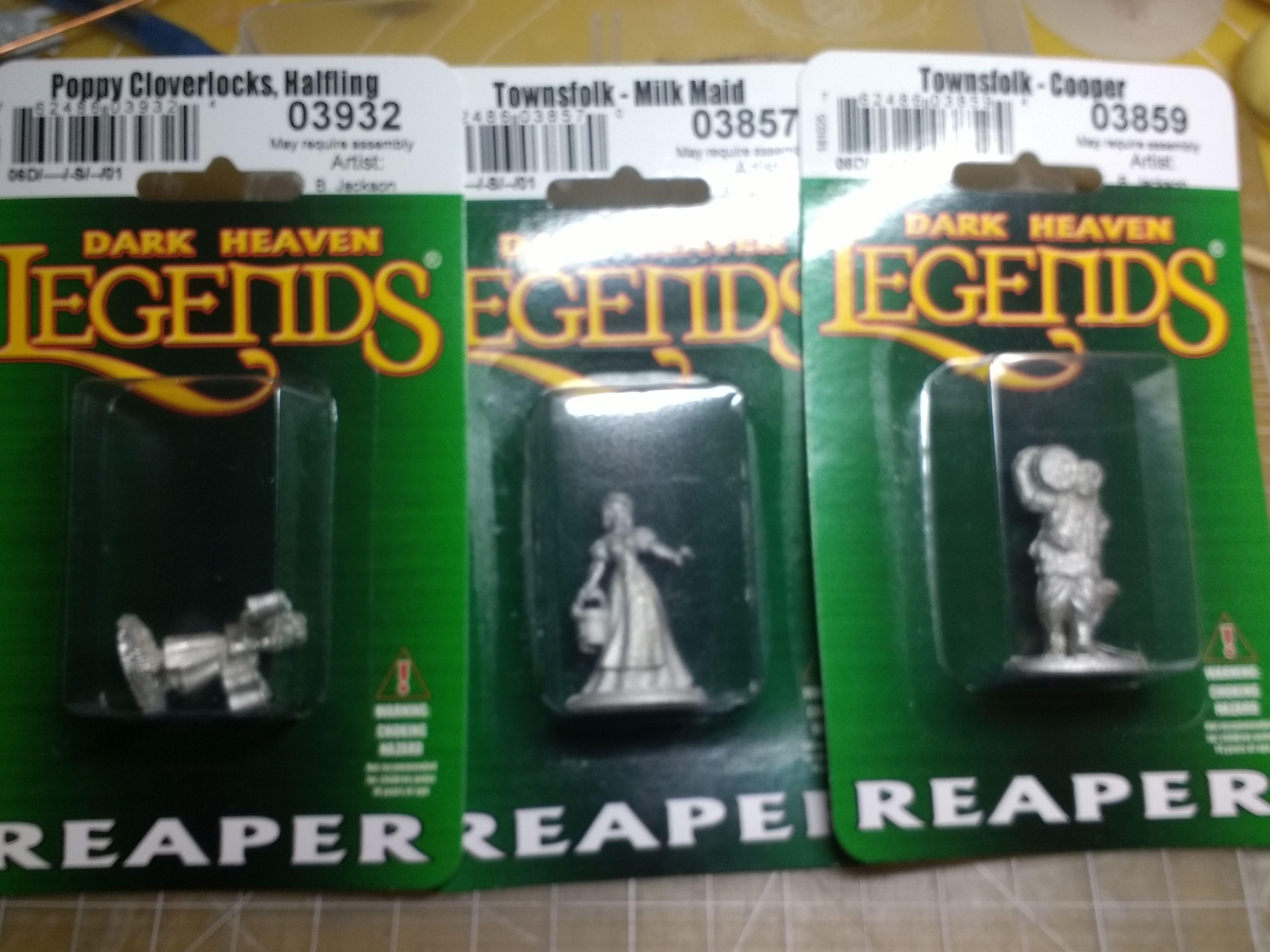reaper villagers