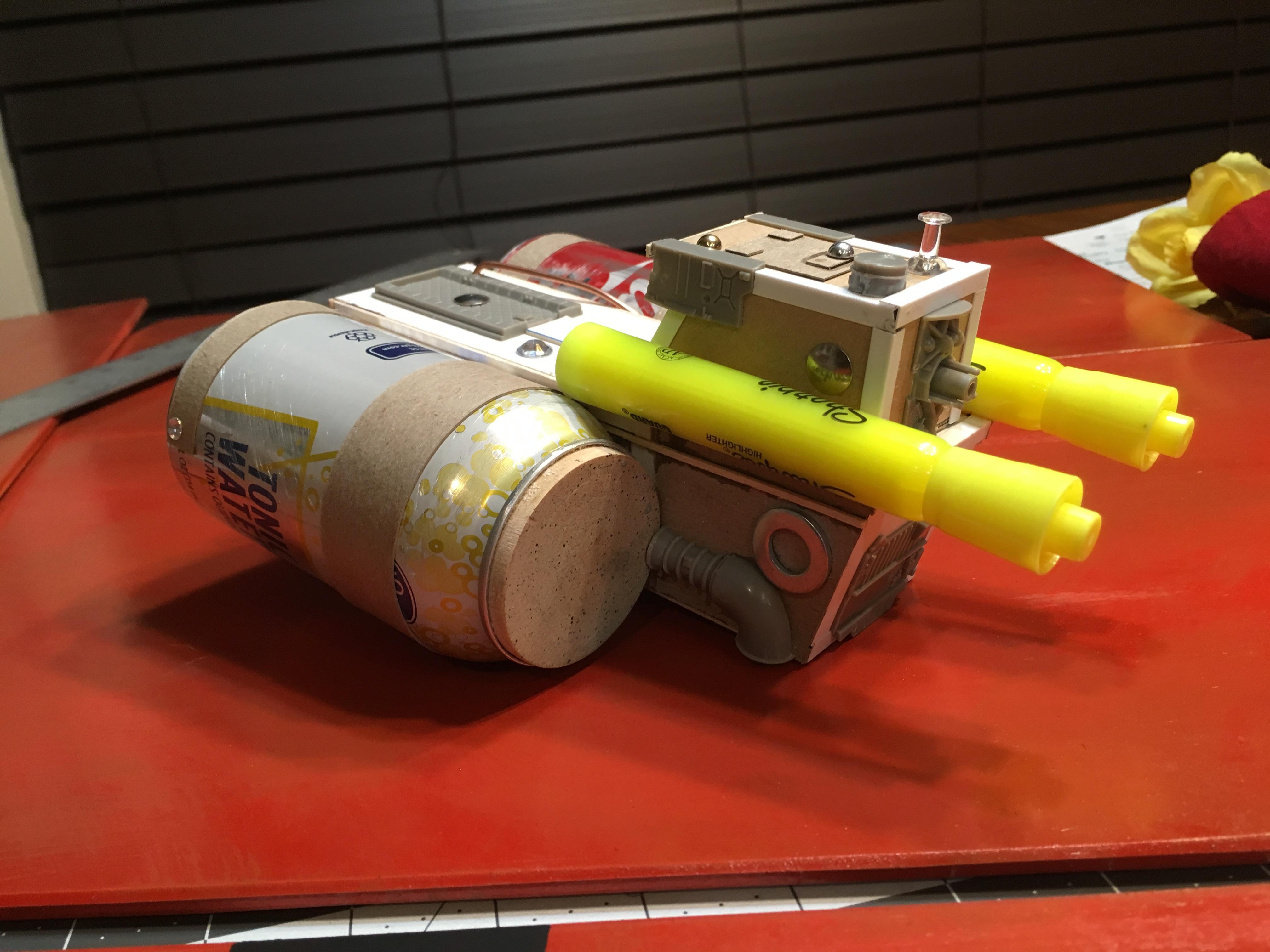 Scratch Build, Shuttle, Space Ship