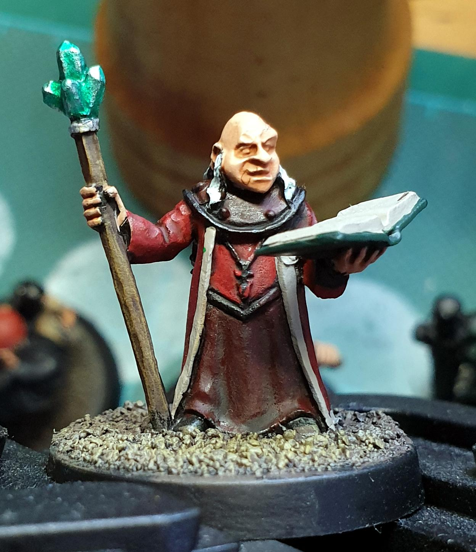 Work In Progress, Dungeon Master - 17/03