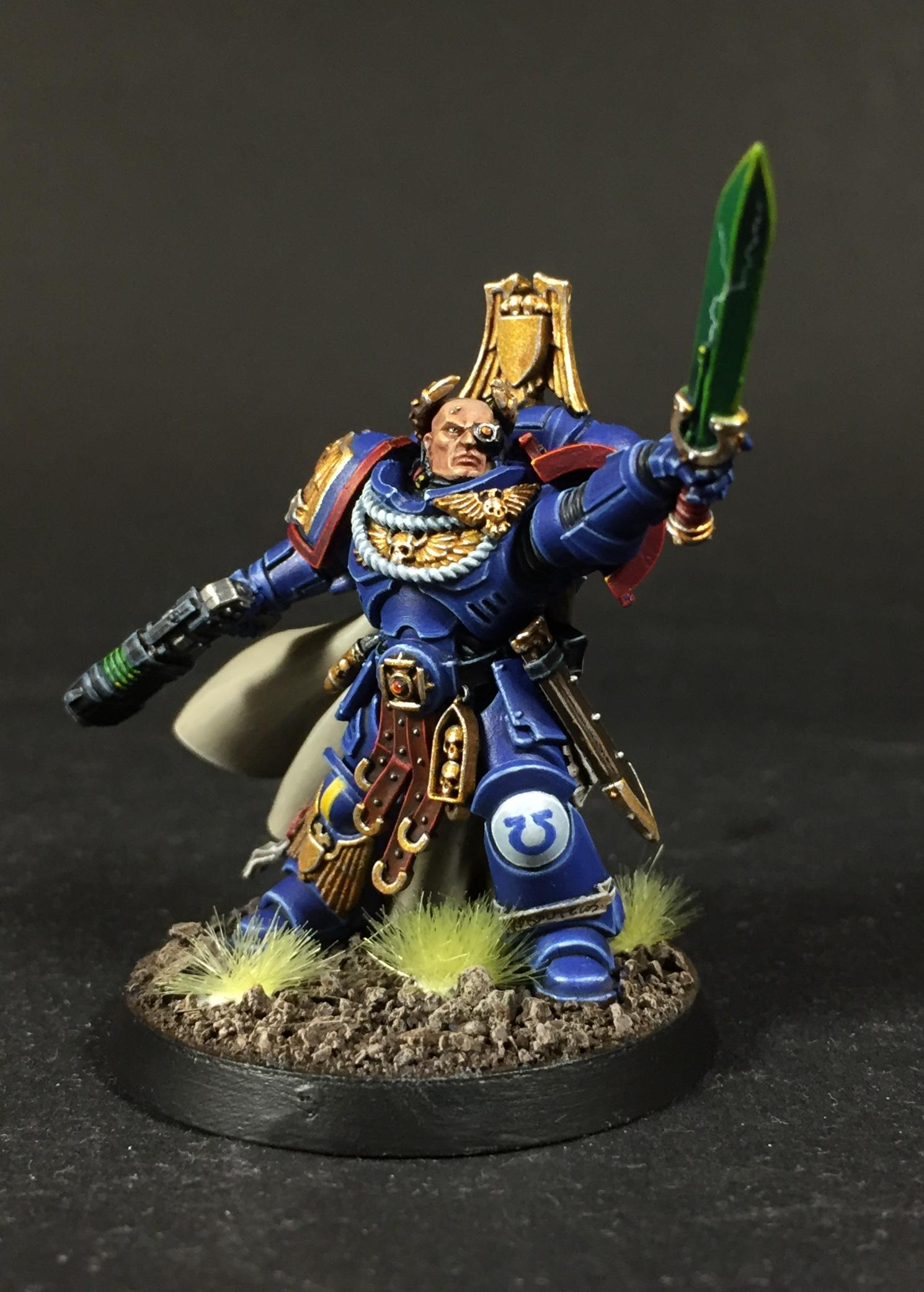 Captain, Ultramarines