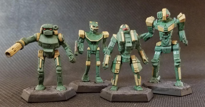 Battletech, Cbt, Dervish, Grasshopper, Mech, Panther, Vindicator