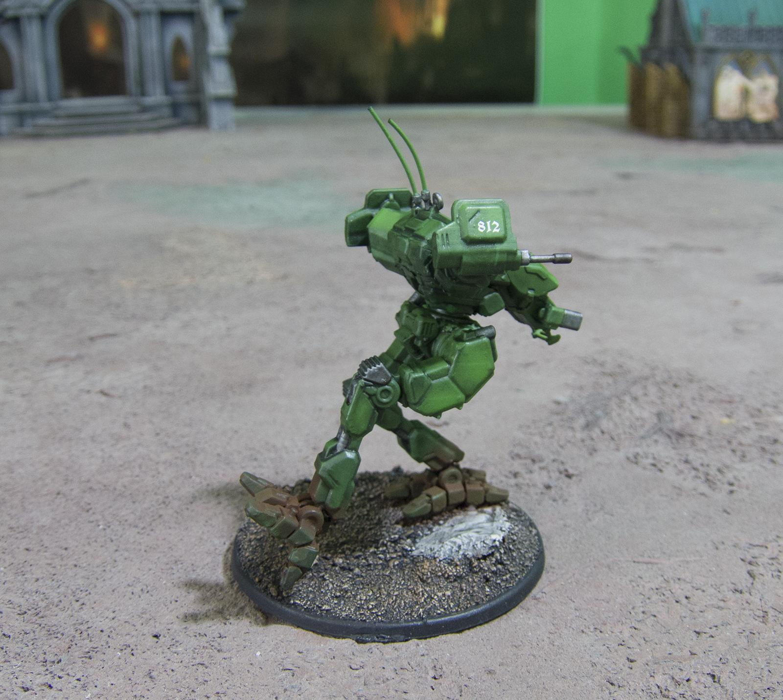 Adventures in 3D printing - Currently doing: Battlemechs