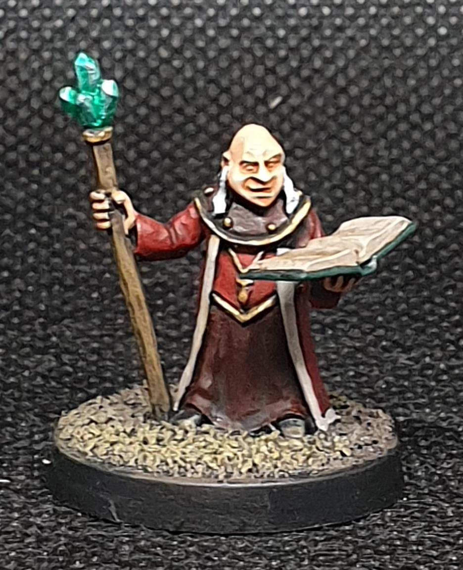 Antediluvian Miniatures, Dungeons And Dragons
