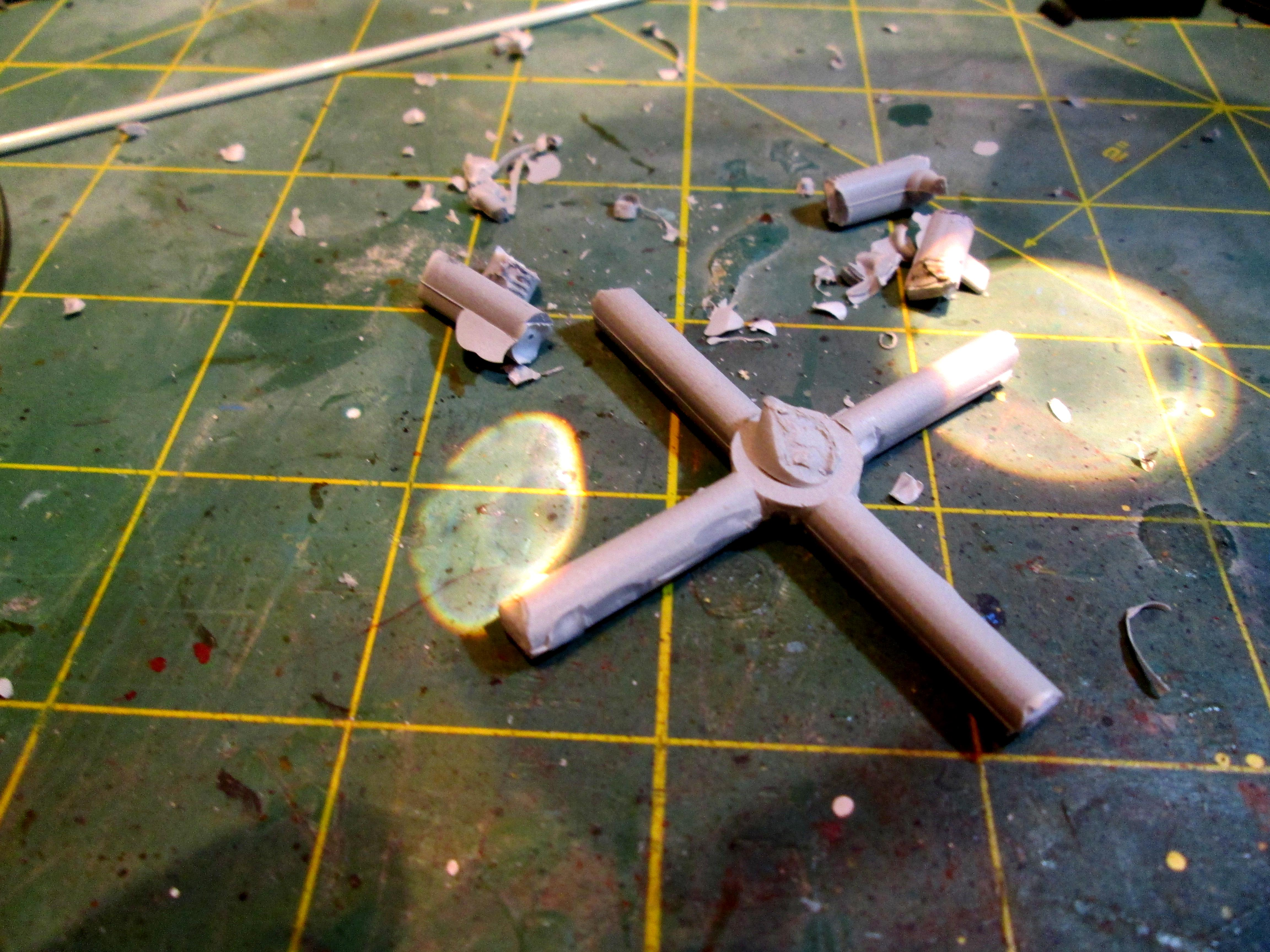 Anti-aircraft, Artillery, Fixed Mount