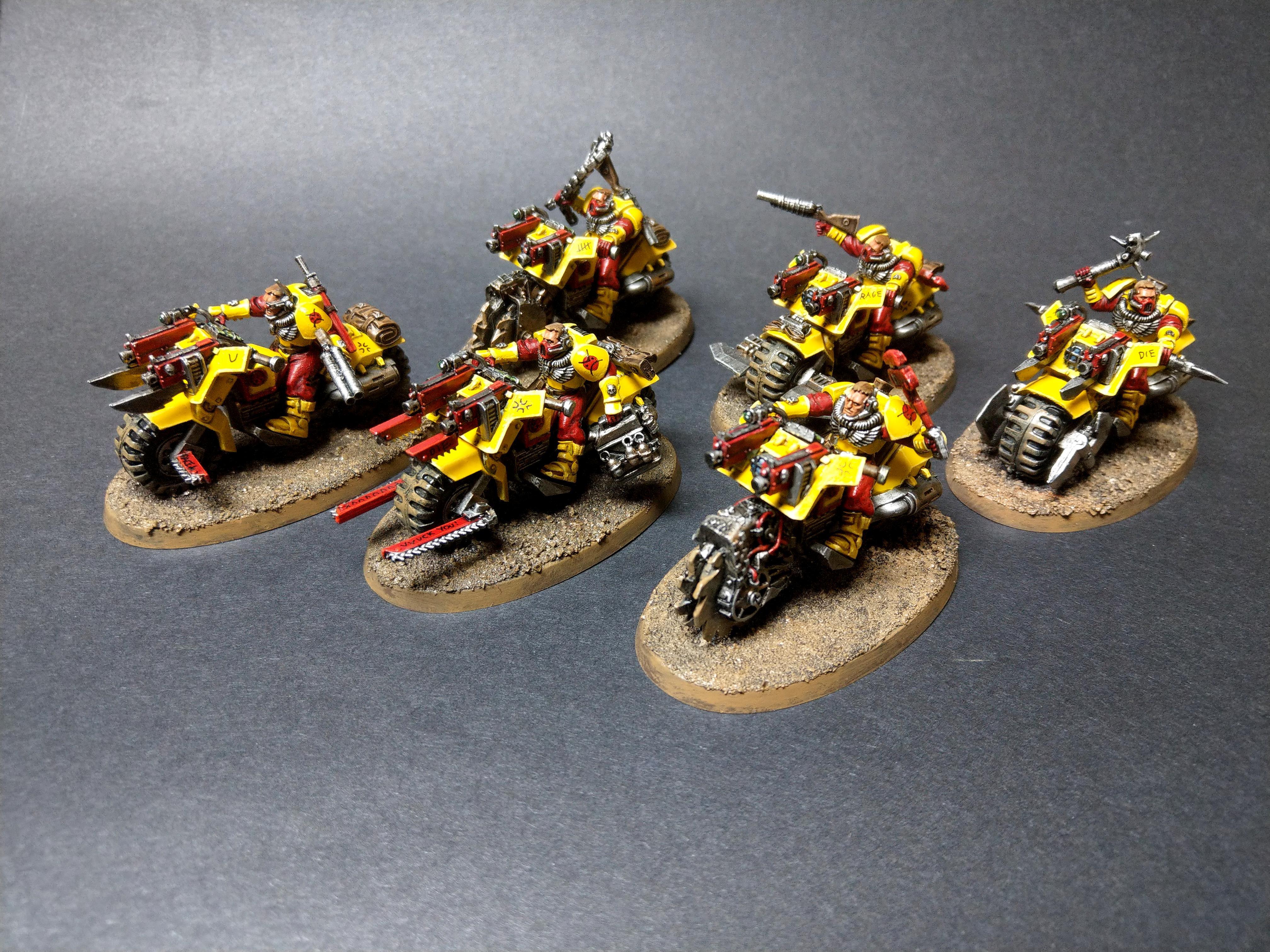 Angry, Bike, Space, Space Marines