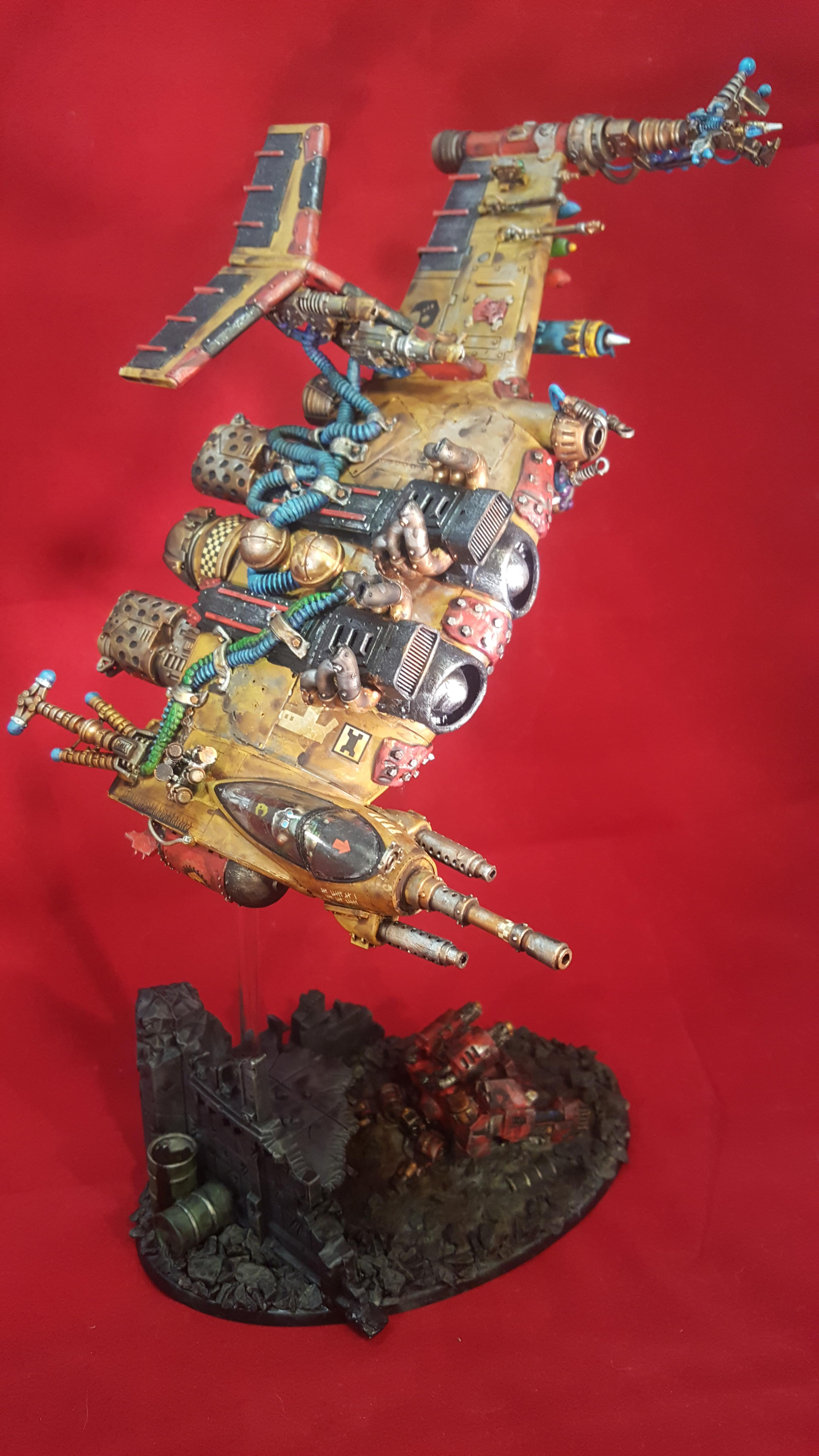 Aircraft, Bad, Dakka Dakka, Dreadnought, Jet, Looted, Mechanicum, Mob, Moons, Orks, Star Wars, Wagon, Walkers