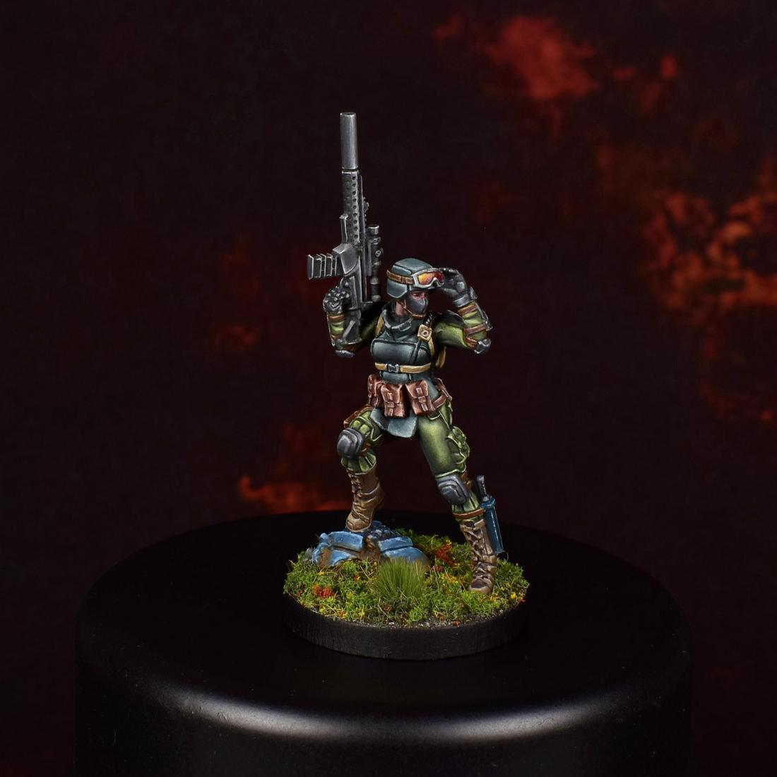 Ariadna, Tankhunter, Tartary Army Corps