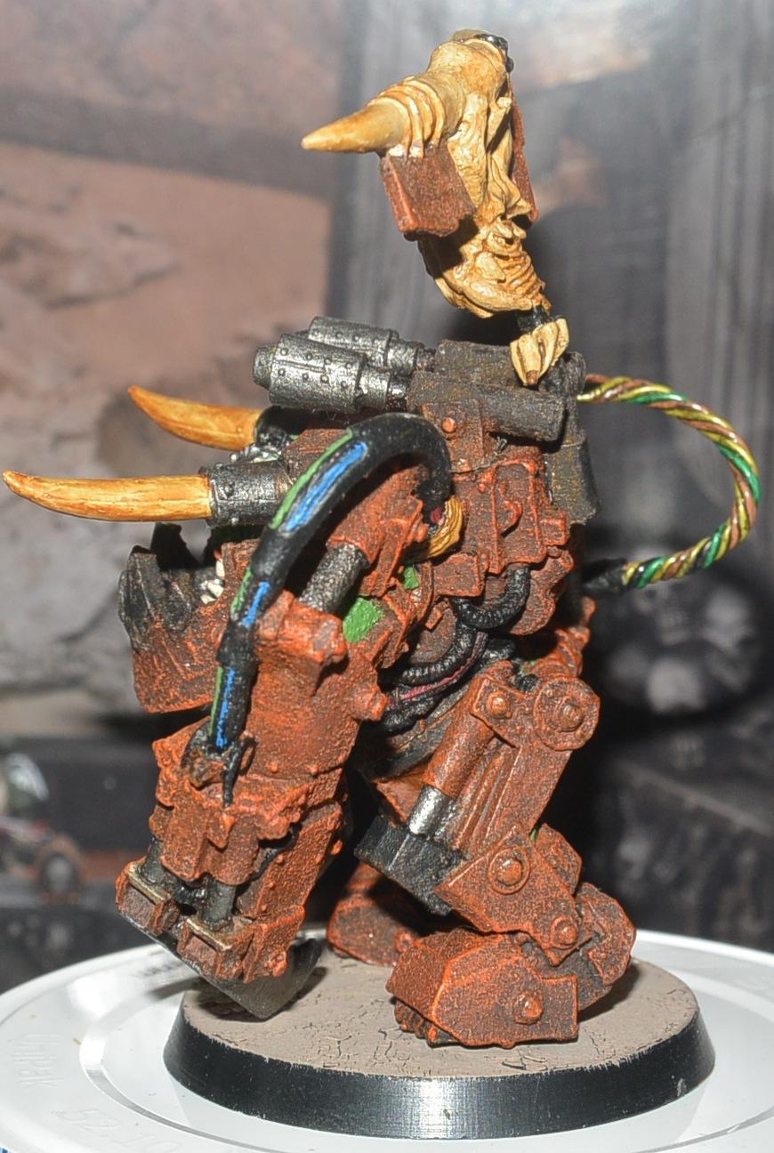 Ghazghkull Thraka, Orks, Warlord