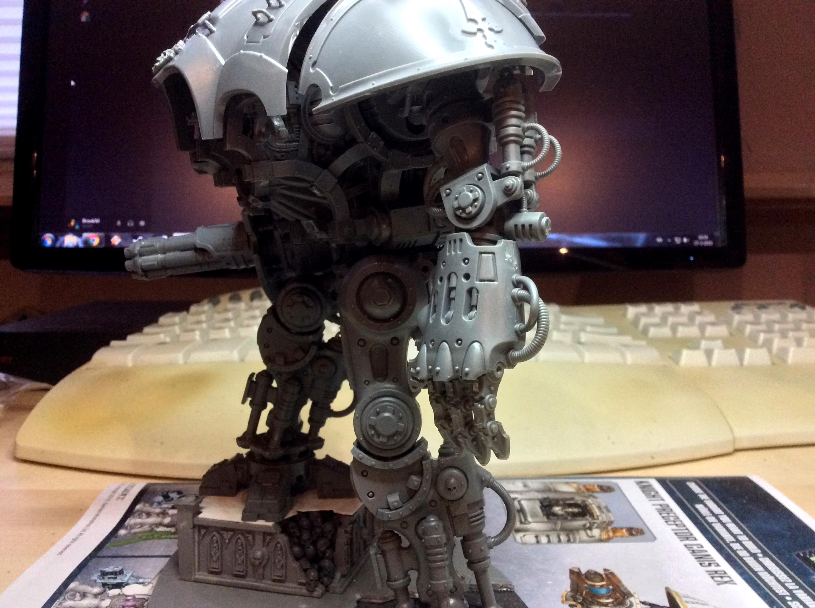 Imperial Knight, Imperial Knights, Questor Imperialis, Warhammer 40,000