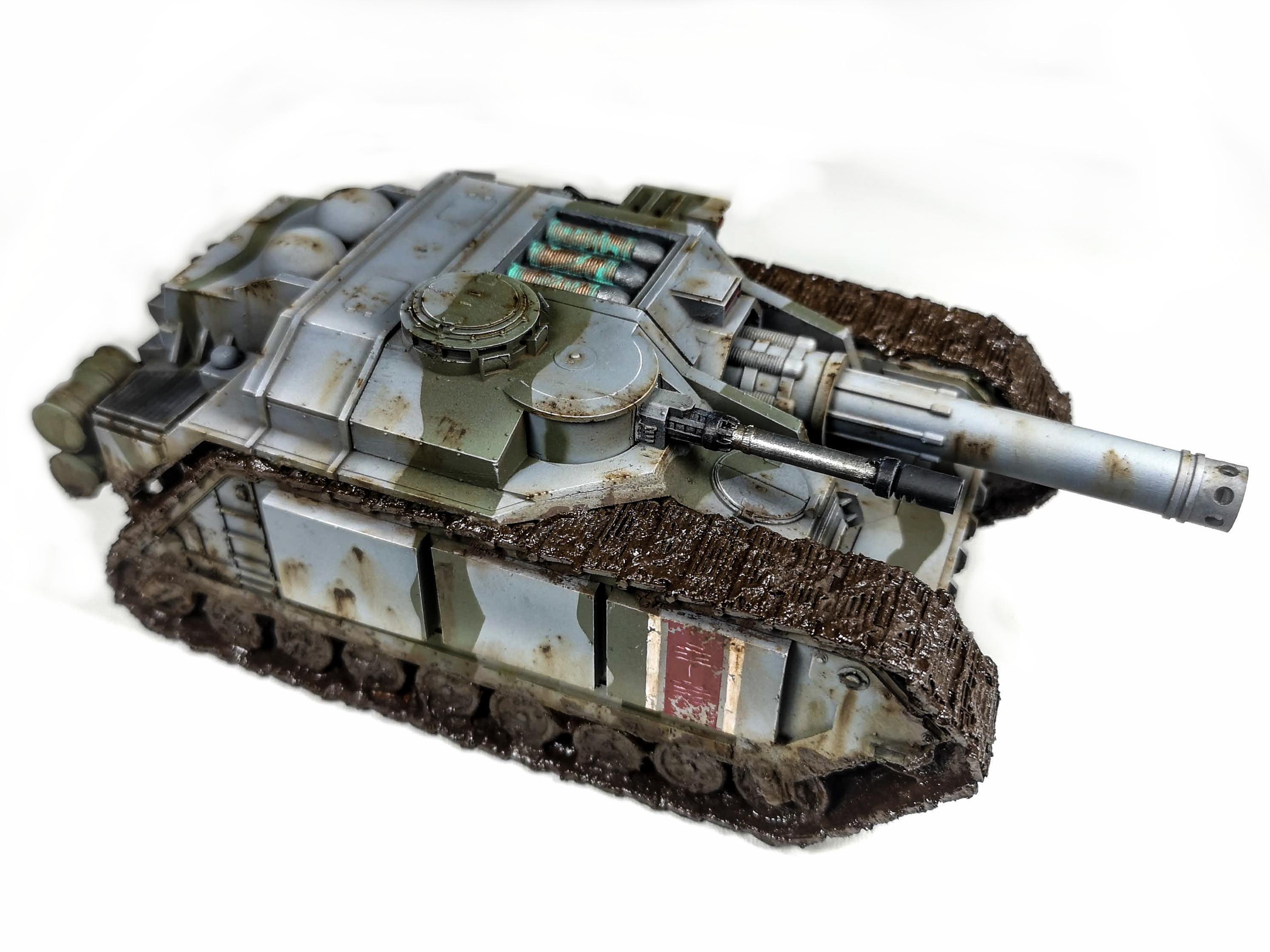Imperial Guard, Mortian, Tank