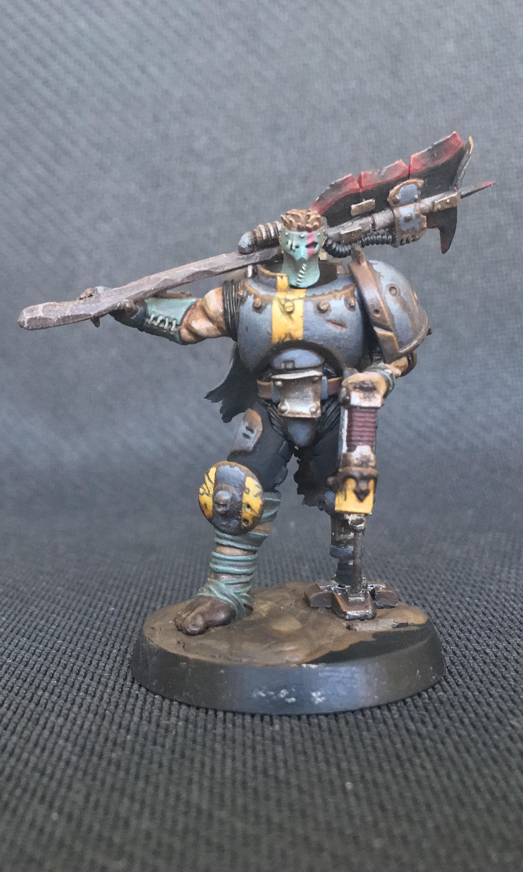 Conversion, Non Codex-astartes, Space Marines, Warhammer 40,000
