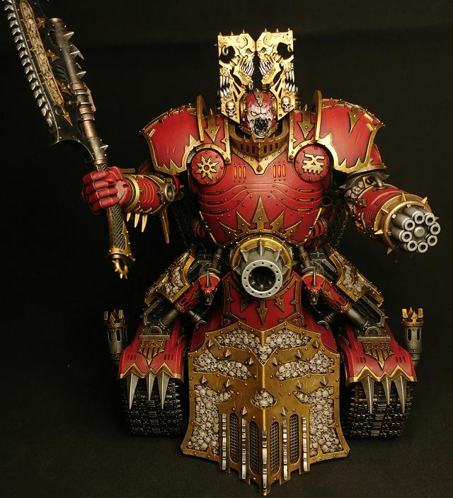 Chaos, Khorne, Lord Of Skulls