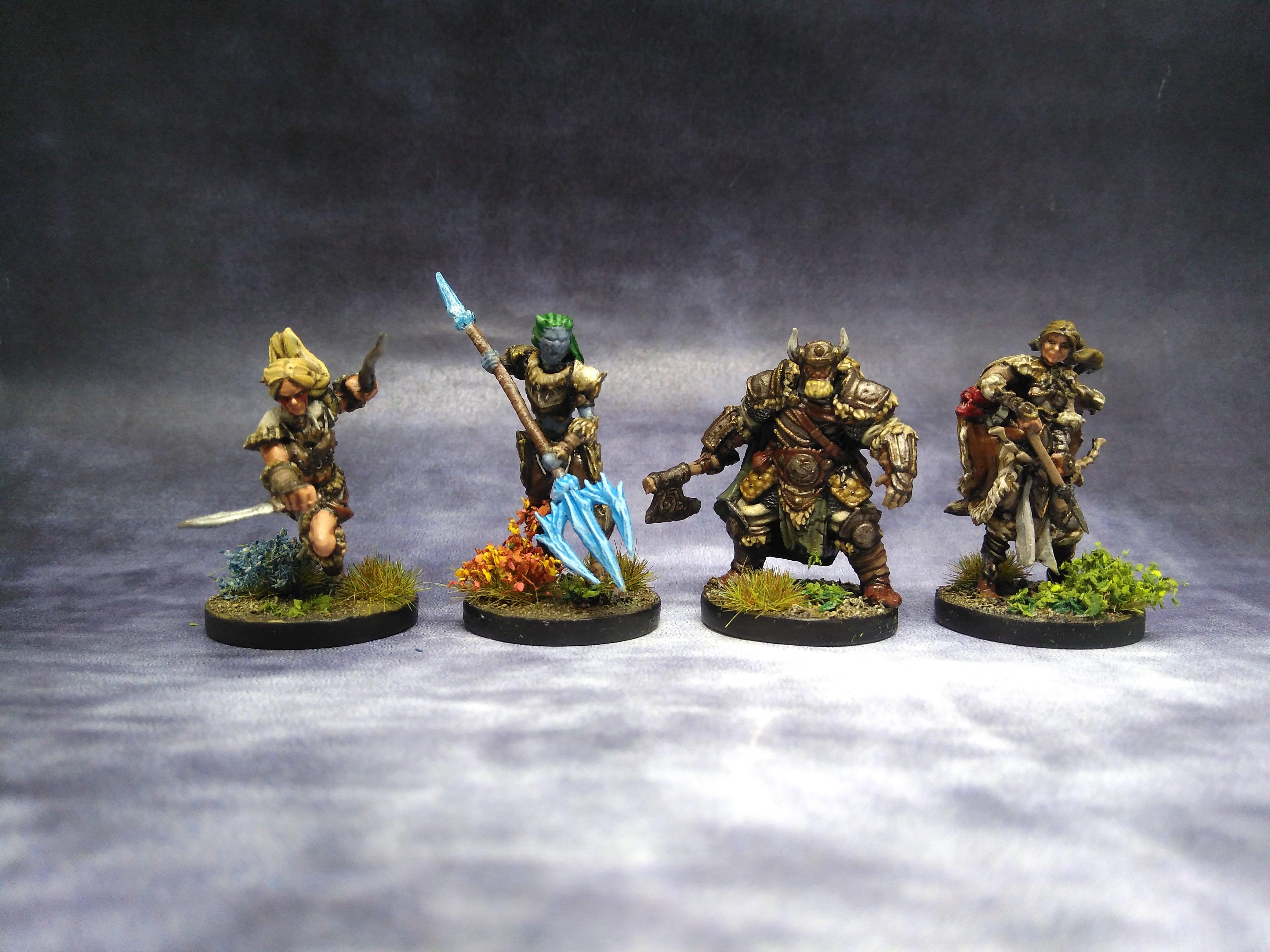 April 2019, Mantic, Northern Alliance, Restic, Vanguard