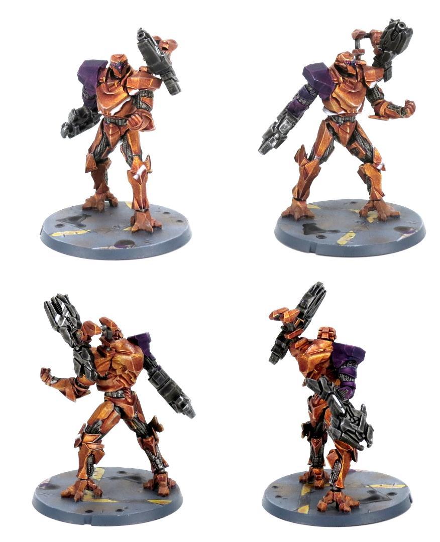 Remnant Militus Battlesuit