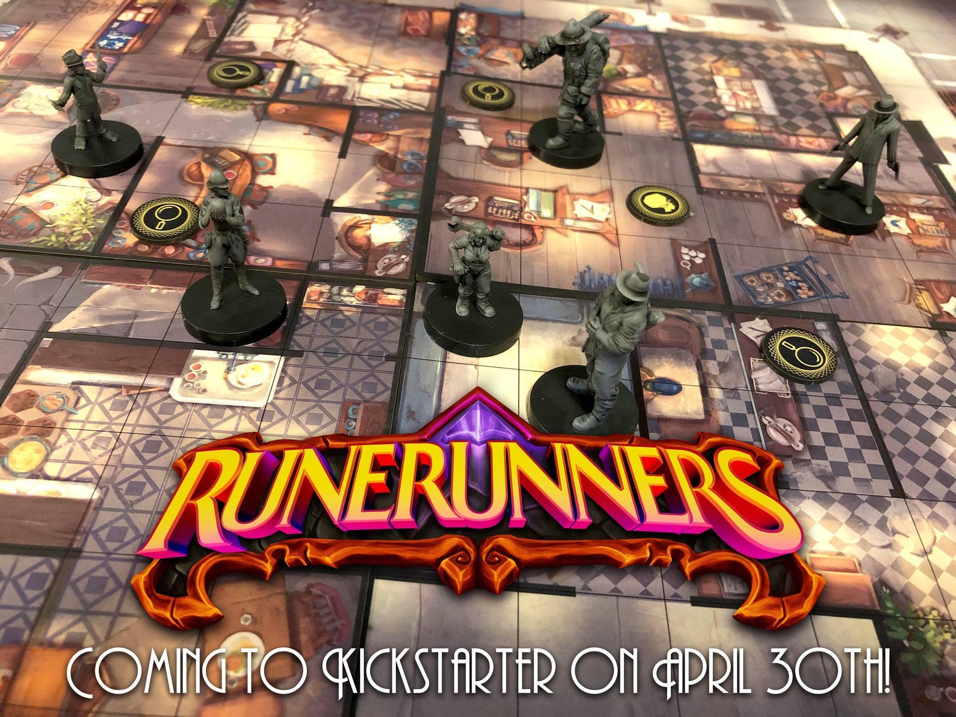 Runerunners Kickstarter