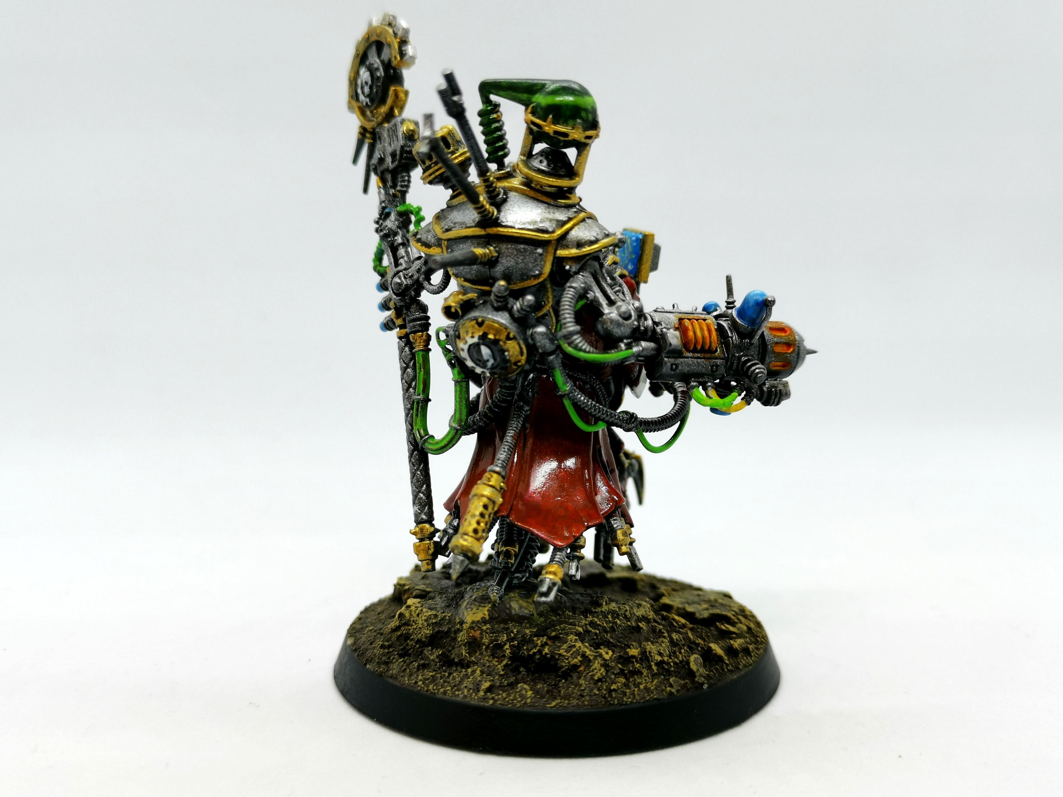 Adeptus Mechanicus, Tech-priest