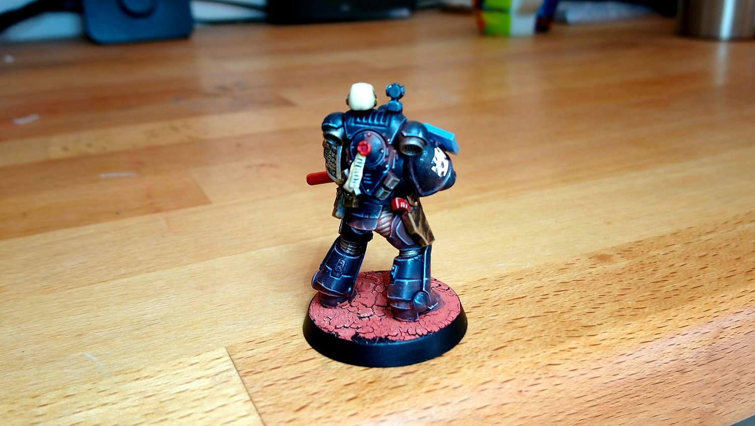 Deathwatch, Kill Team, Killteam, Librarian, Primaris, Space Marines
