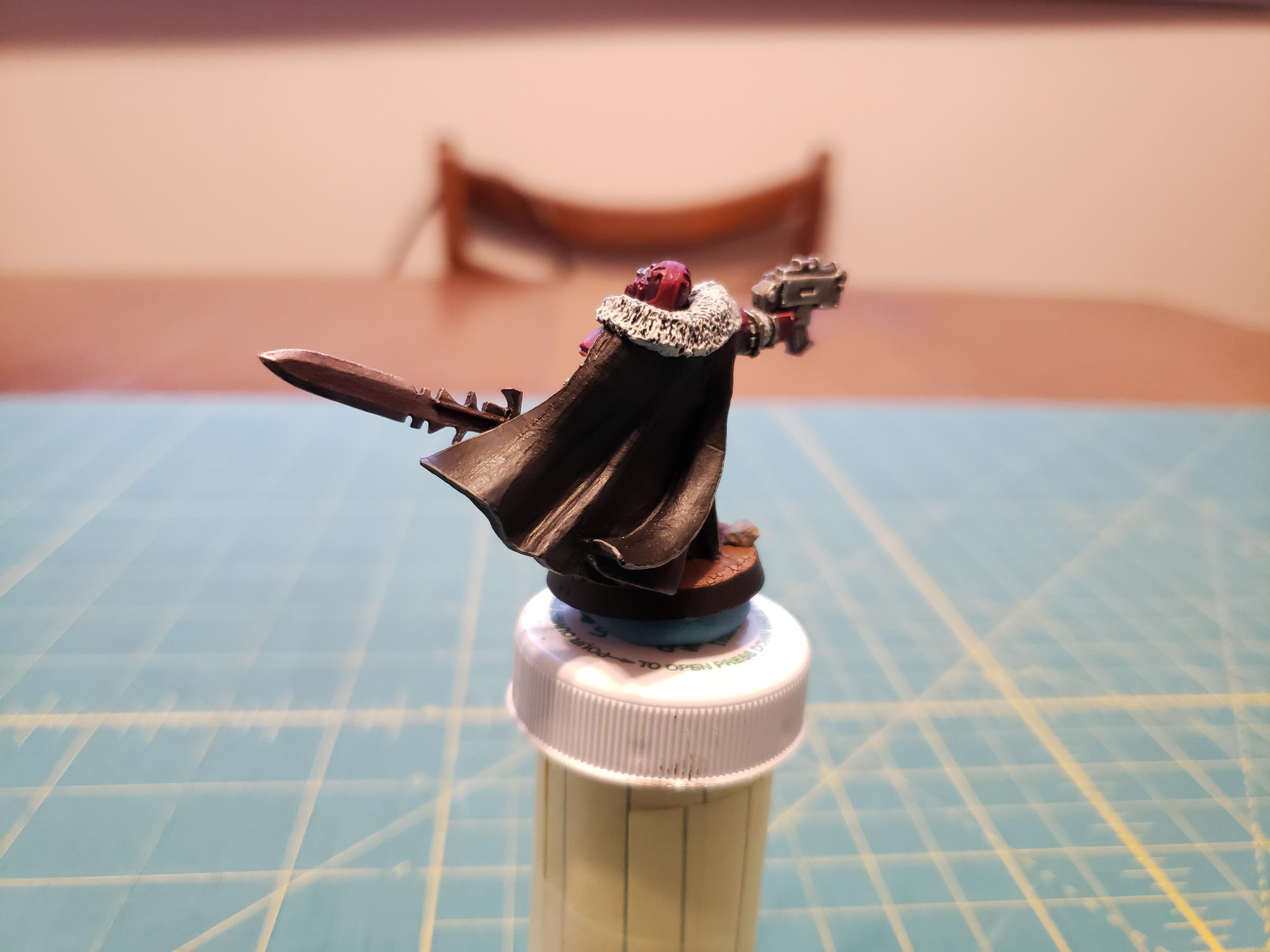Bolt Gun, Force Sword, Inquisitor, Power Sword