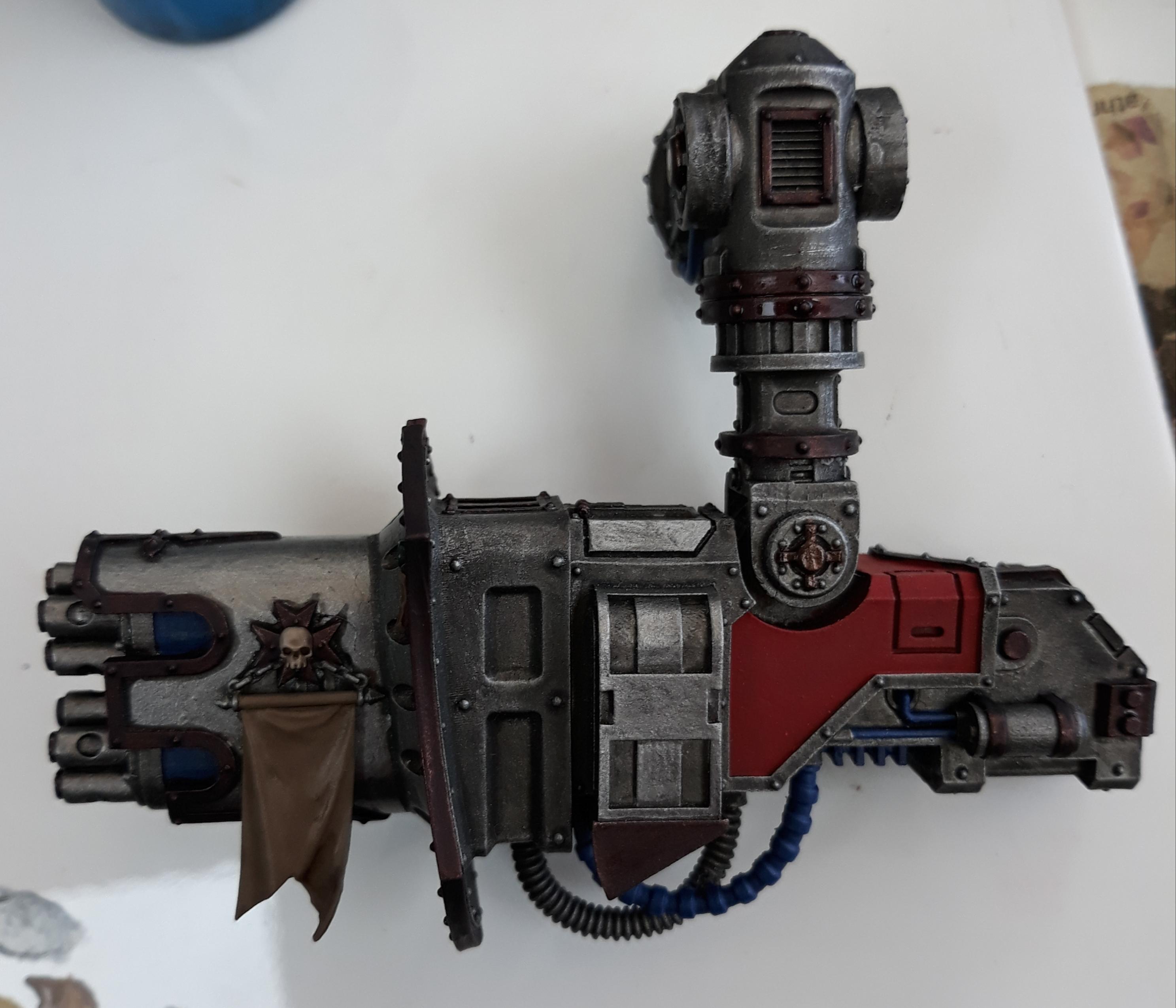 Castigator Gun WIP 3