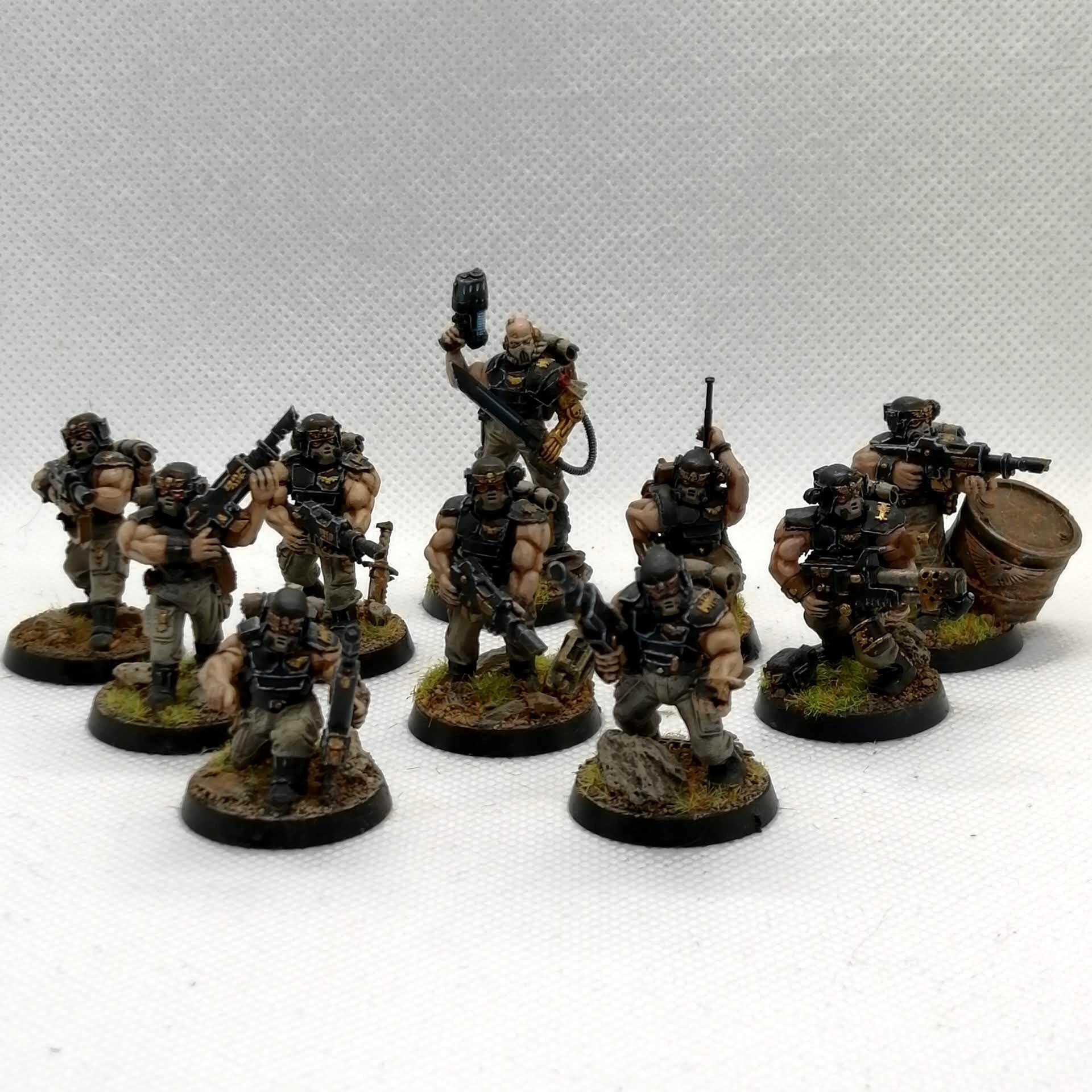 Astra, Astra Militarum, Conversion, Games Workshop, Guard, Imperial, Imperial Guard, Imperium, Inquisition, Kitbash, Militarum, Warhammer 40,000