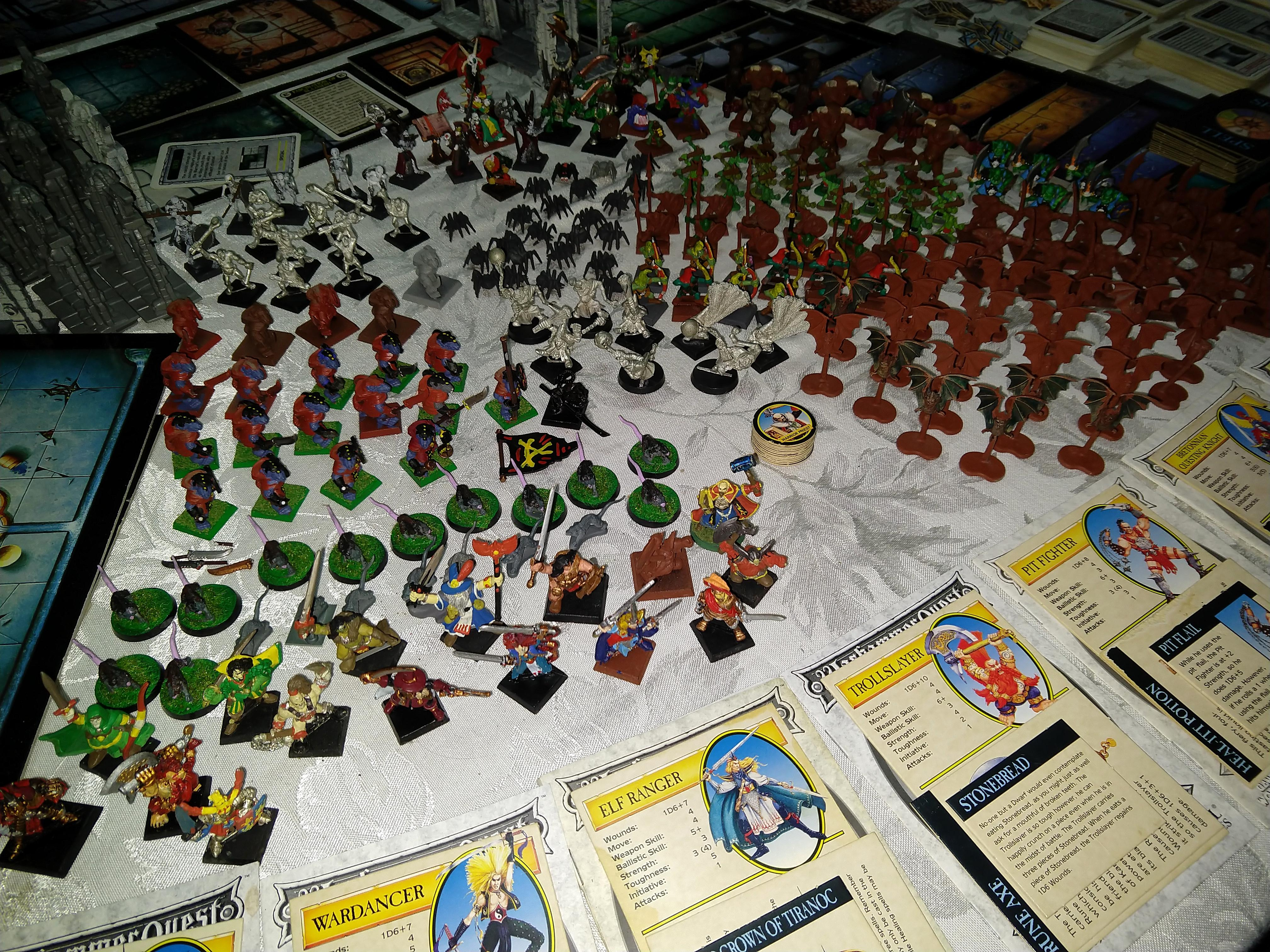 For Sale, Sale, Warhammer Quest