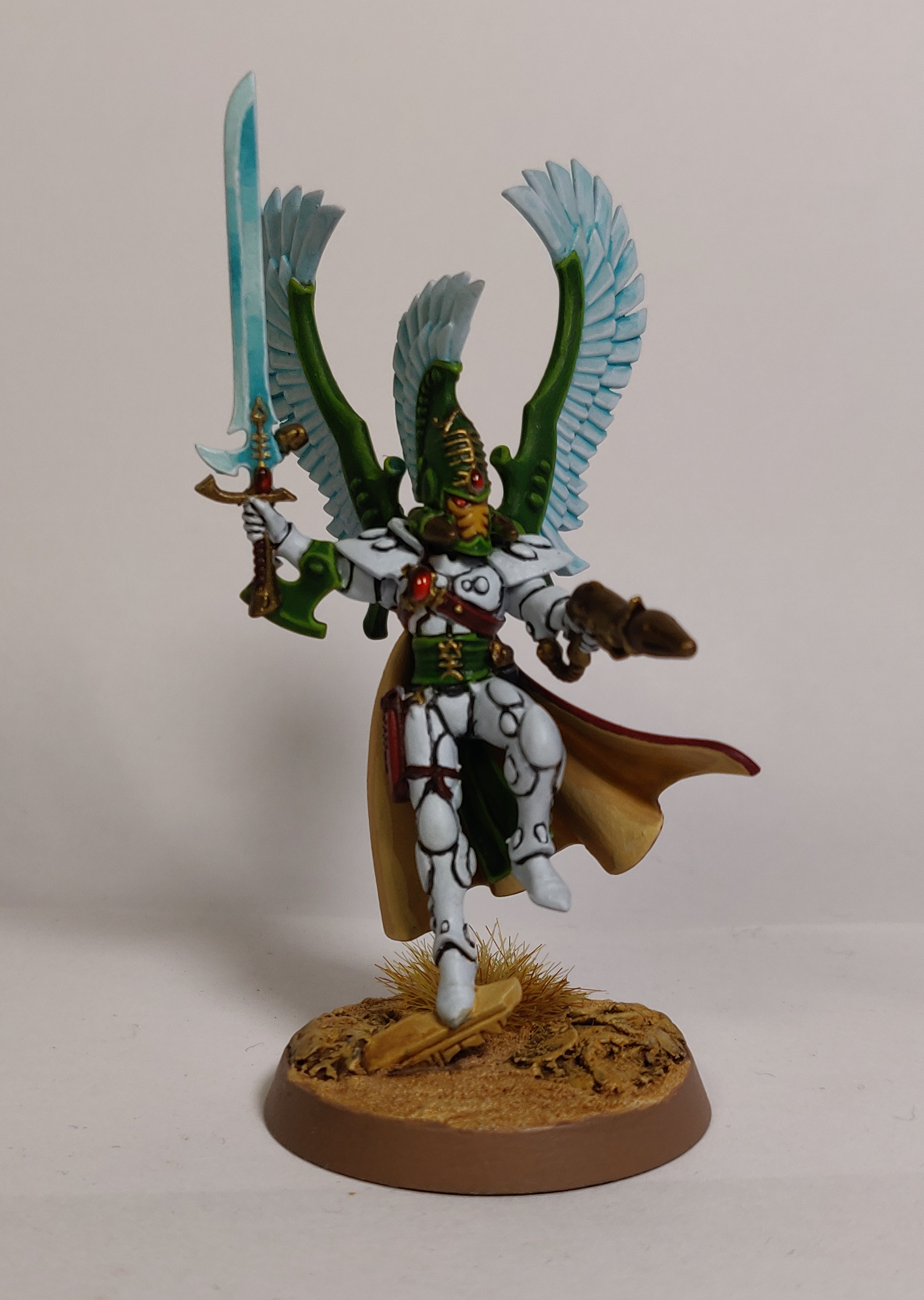 Autarch, Biel-tan, Craftworld, Eldar