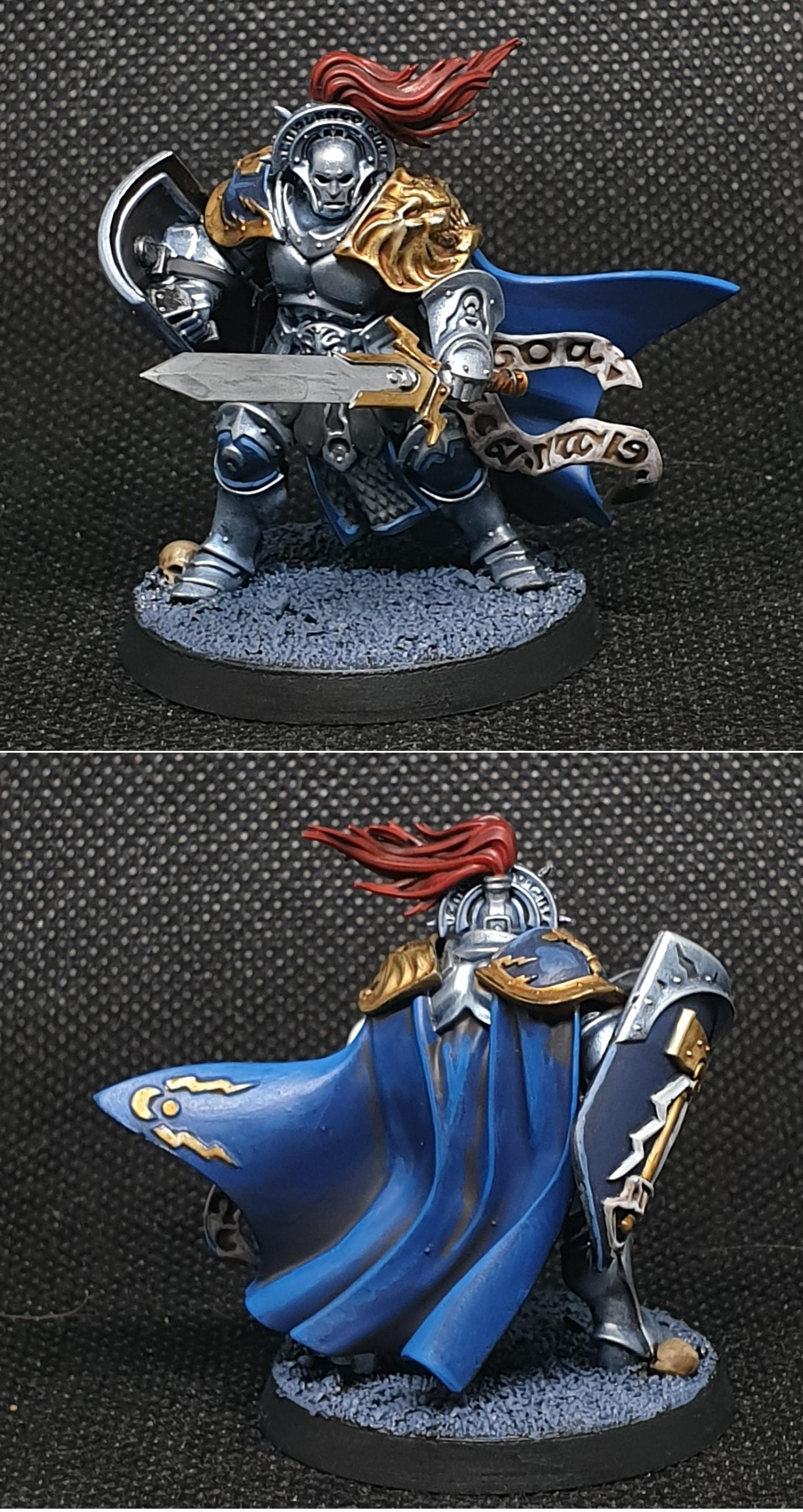 Silver Tower, Stormcast, Warhammer Quest