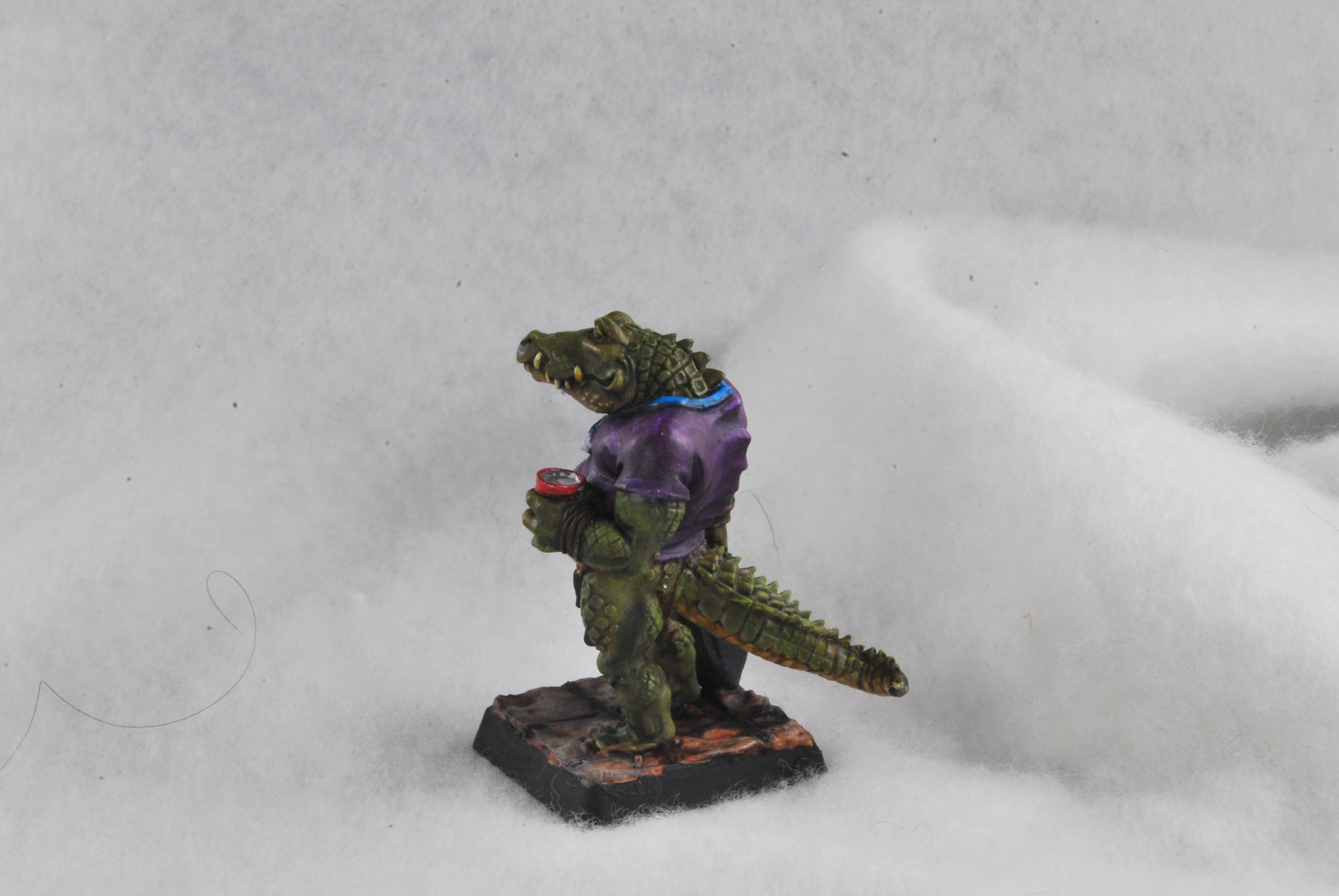 Crocodile Games, Crocogamer, Dakka Painting Challenge 2019, Novelty, War Gods Of Aegyptus