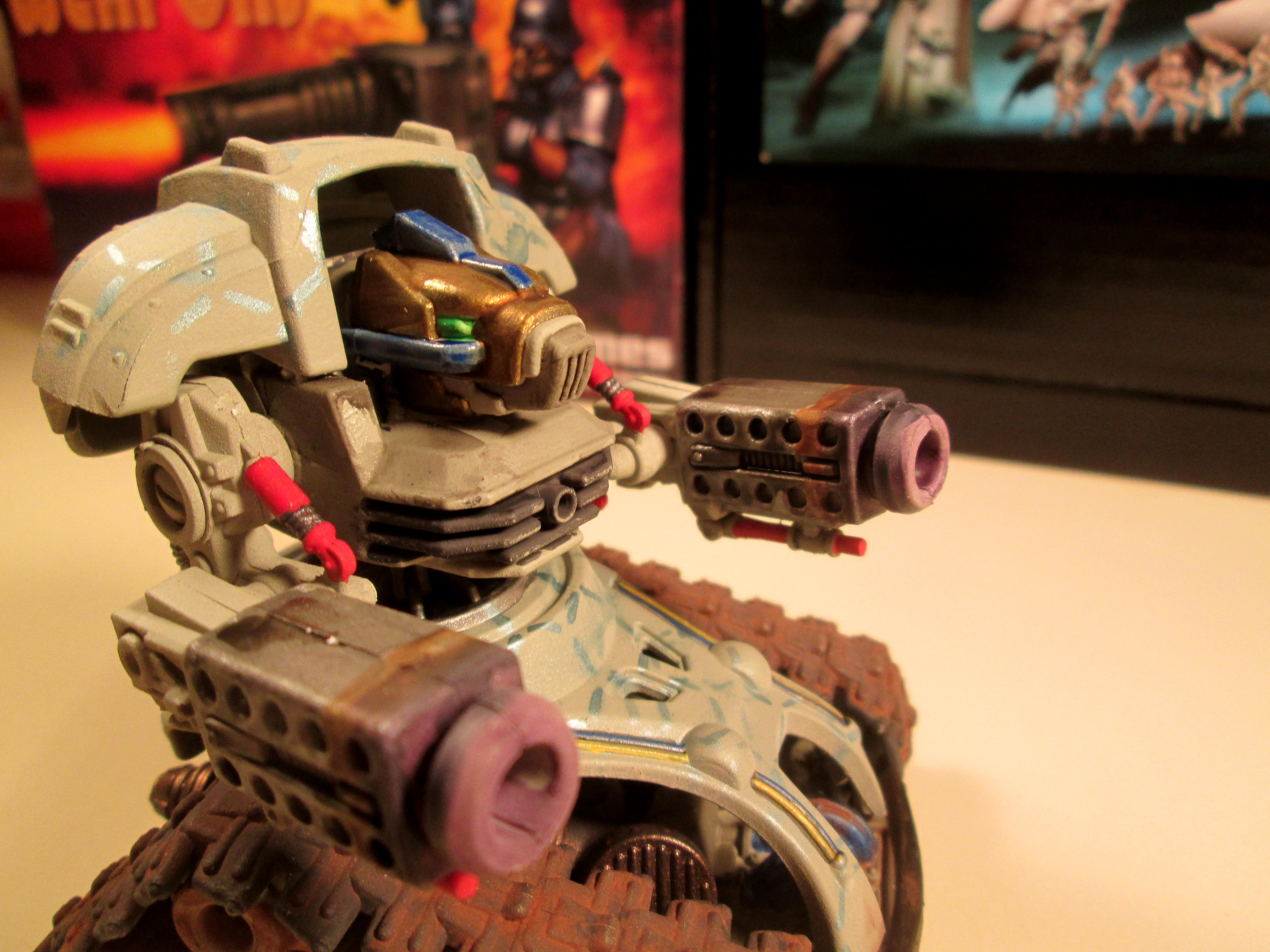 Guardians, Sentinel, Tehnolog