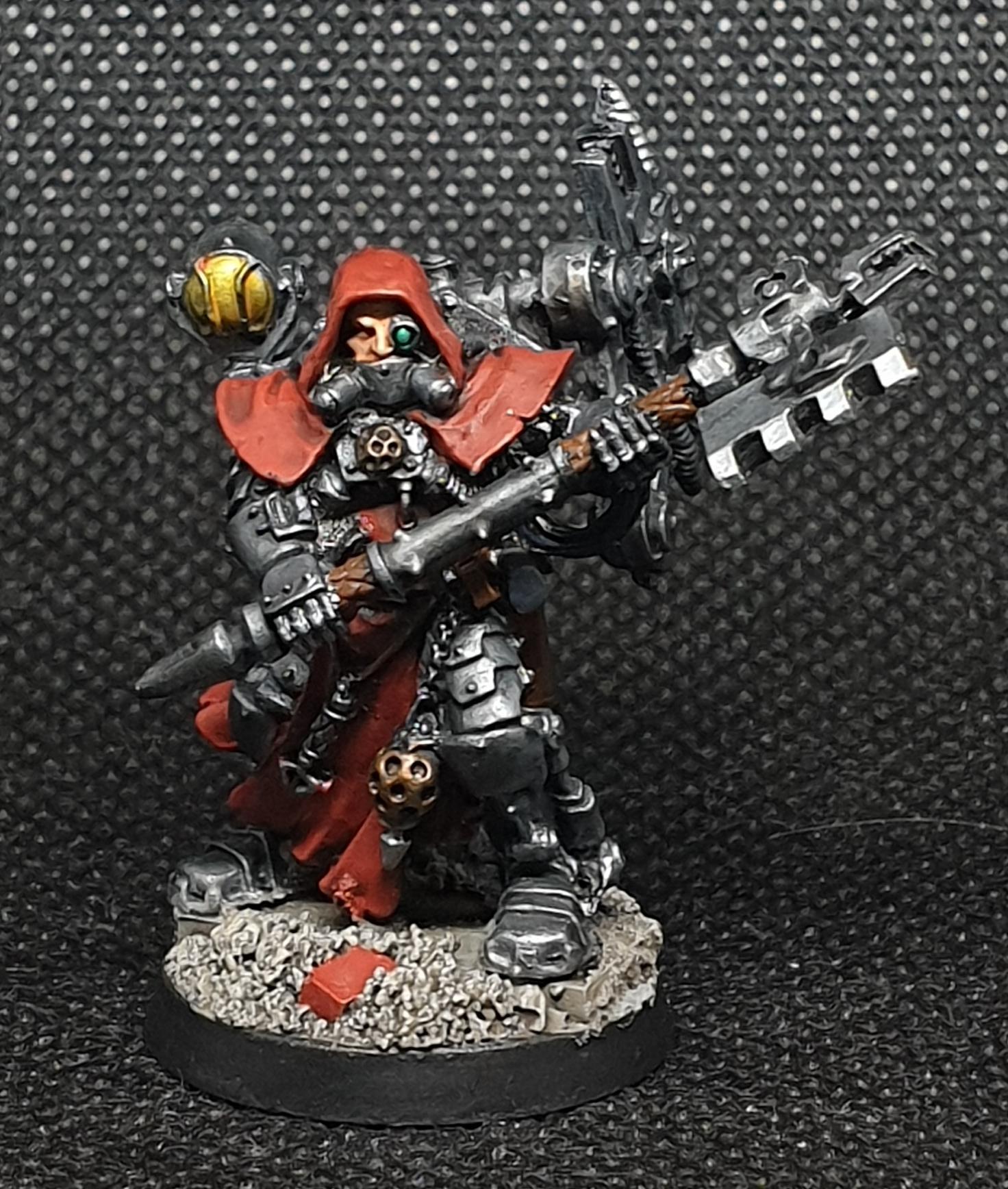 Adeptus Mechanicus, Imperial Guard