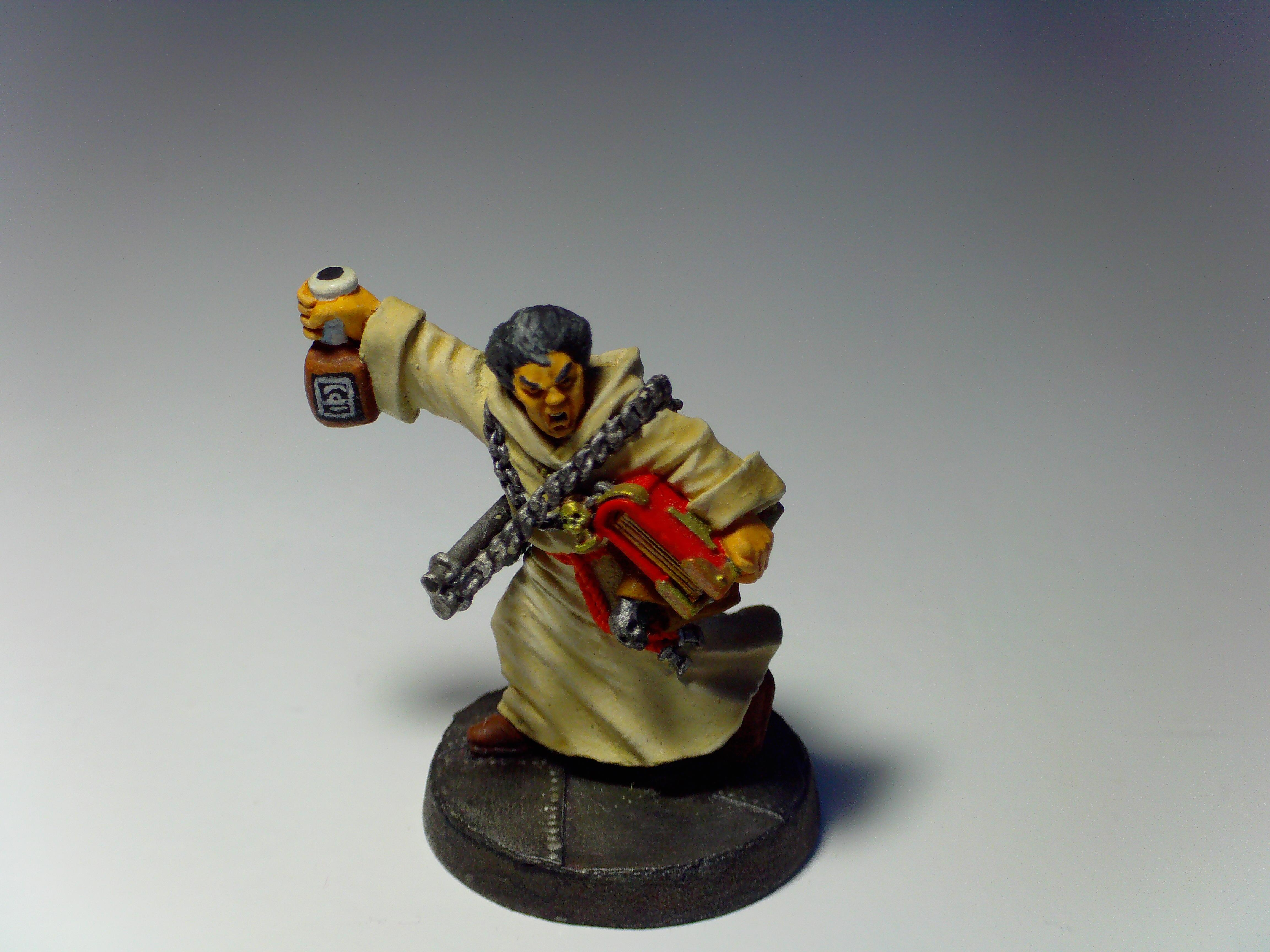 Bottle, Ministorum, Necromunda, Orlock, Preacher