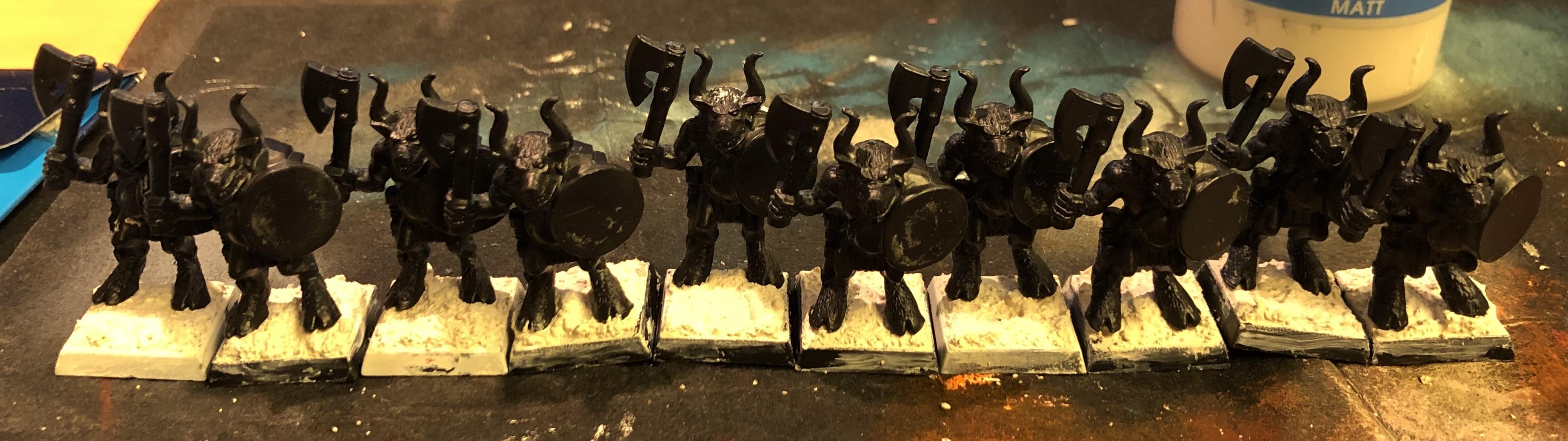 Battle Masters, Beastmen, Chaos