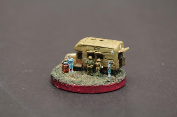 6mm WW2 - Red Cross - Armed forces support and Aux corps and beyond