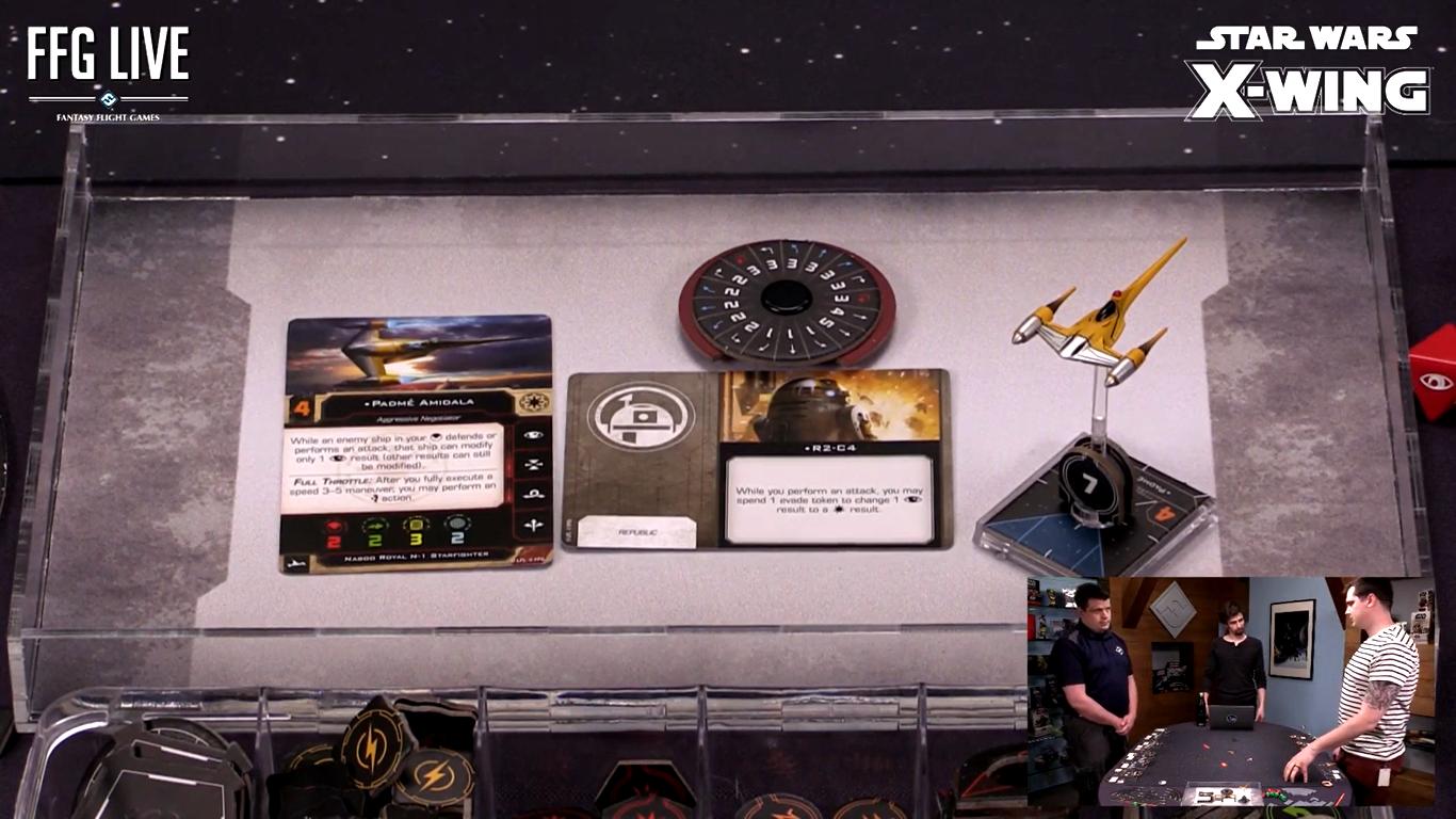Naboo, Padme, Star Wars, X-Wing