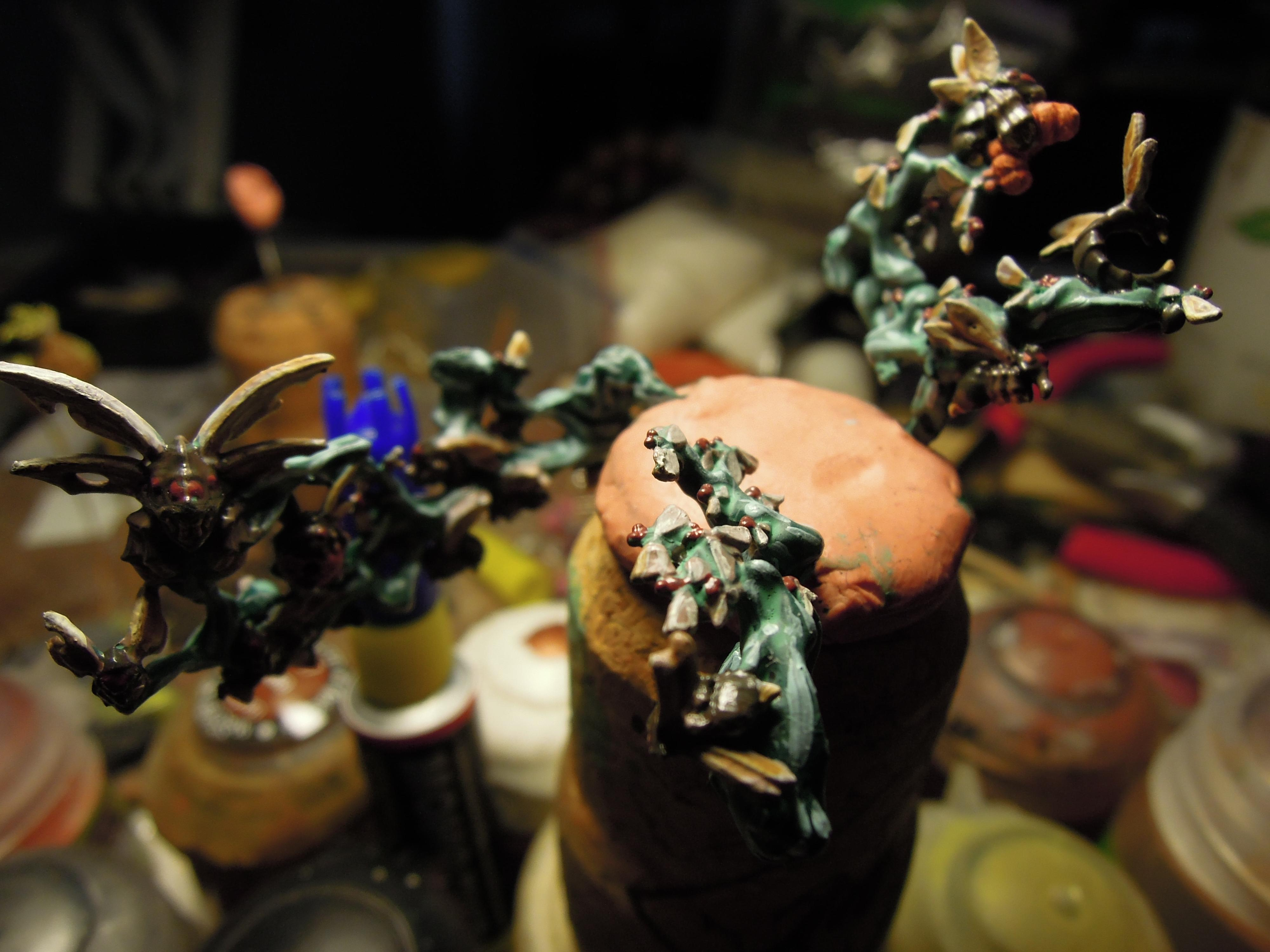 Age Of Sigmar, Blight, Boils, Buboes, Chaos, Conversion, Decay, Destroyer Hive, Disease, Flies, Fly, Glottkin, Nurgle, Pestilence, Plague, Rot, Spoilage