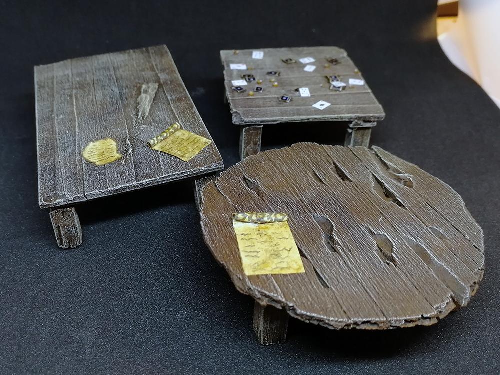 Balsa, Game Table, Terrain, Wood