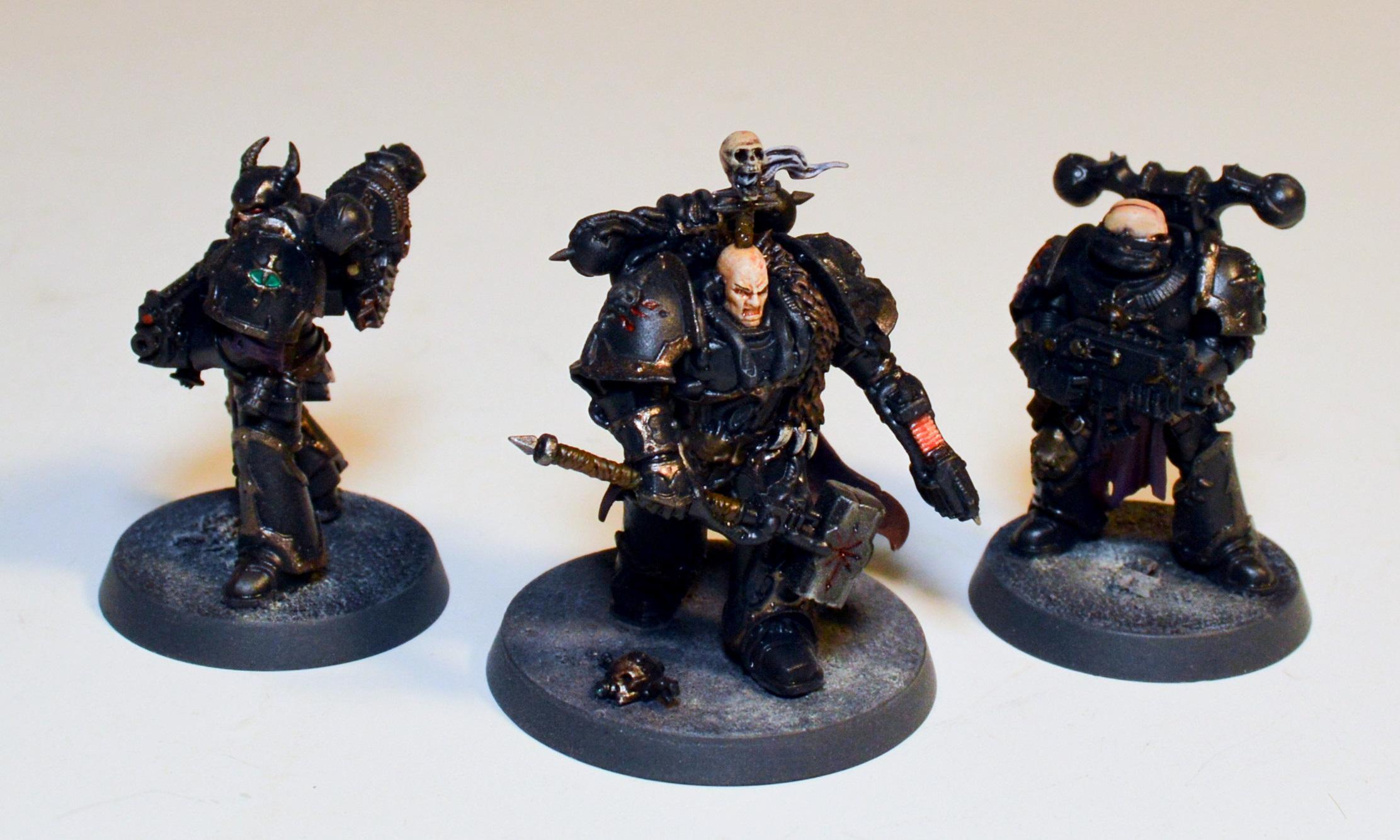 Blackstone Fortress, Chaos, Chaos Lord