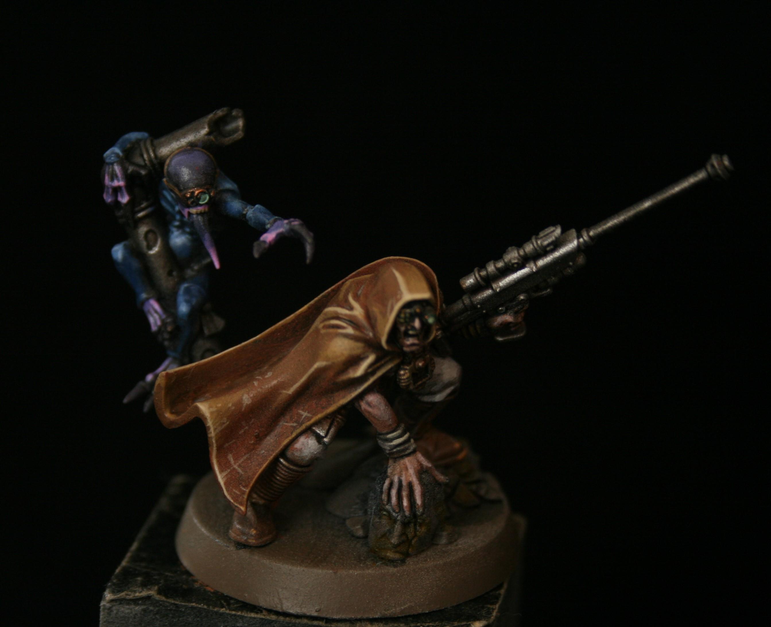 Genestealer, Scouts, Snipers, Xenomorph