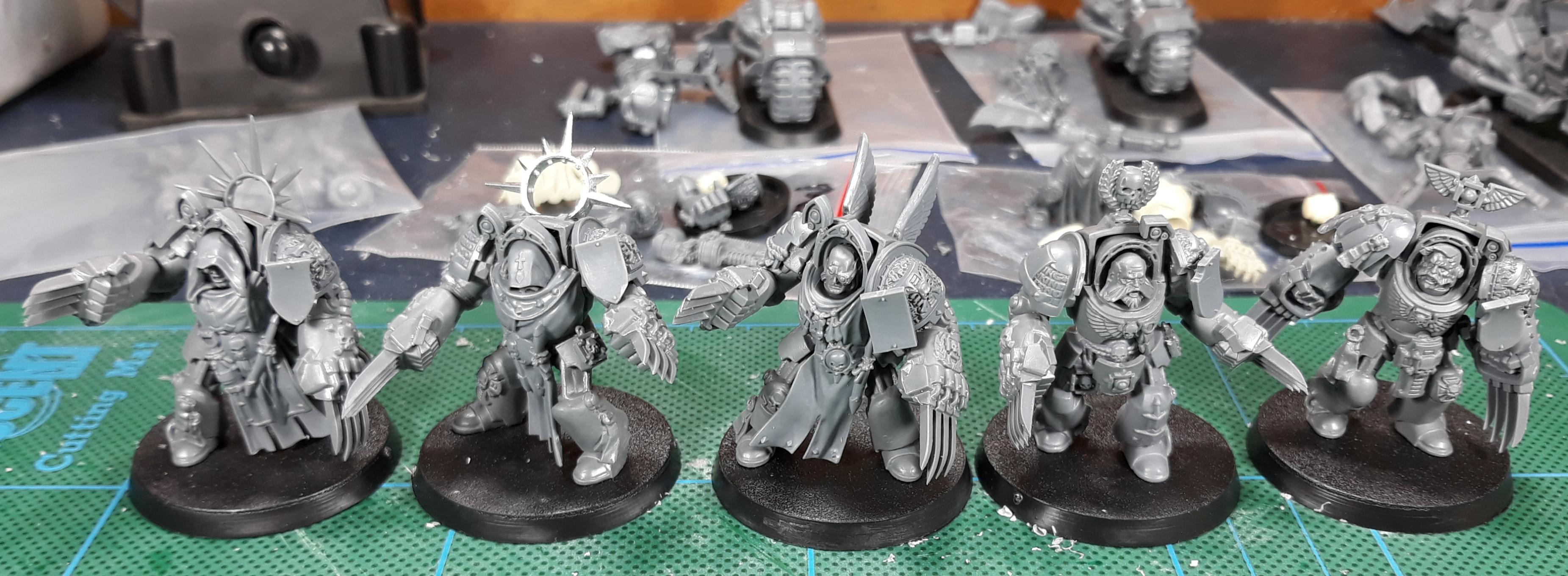 Lightening claw terminators