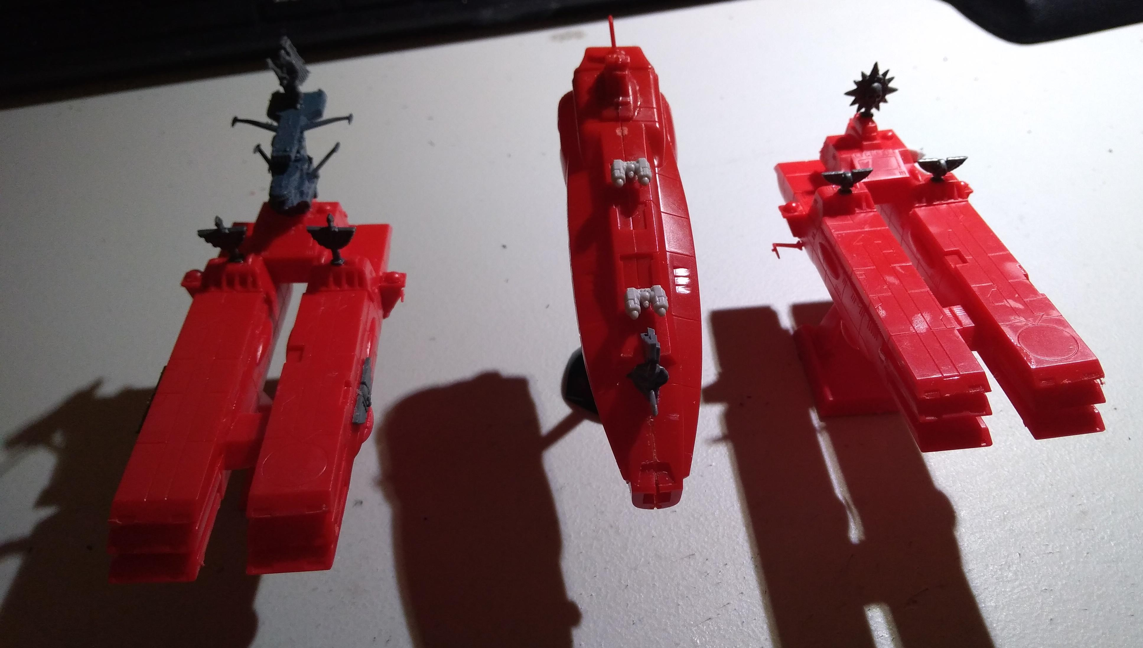 Bandai, Mass Conveyor, Transport, Yamato