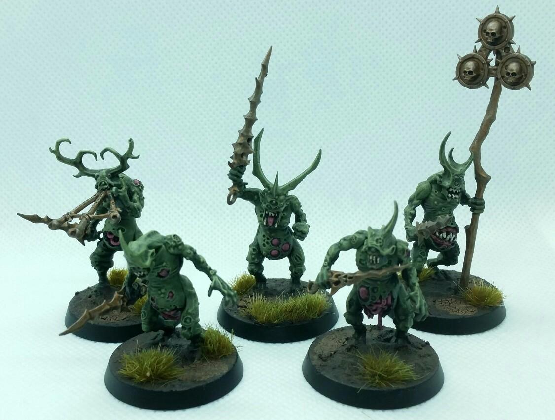 Plaguebearers 6-10