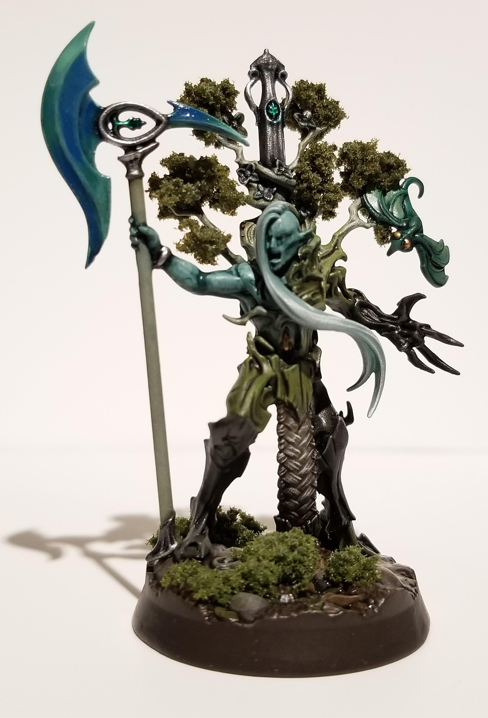 Gallanghann, Of The Glade, Swamp, Sylvaneth, Ylthari's Guardians