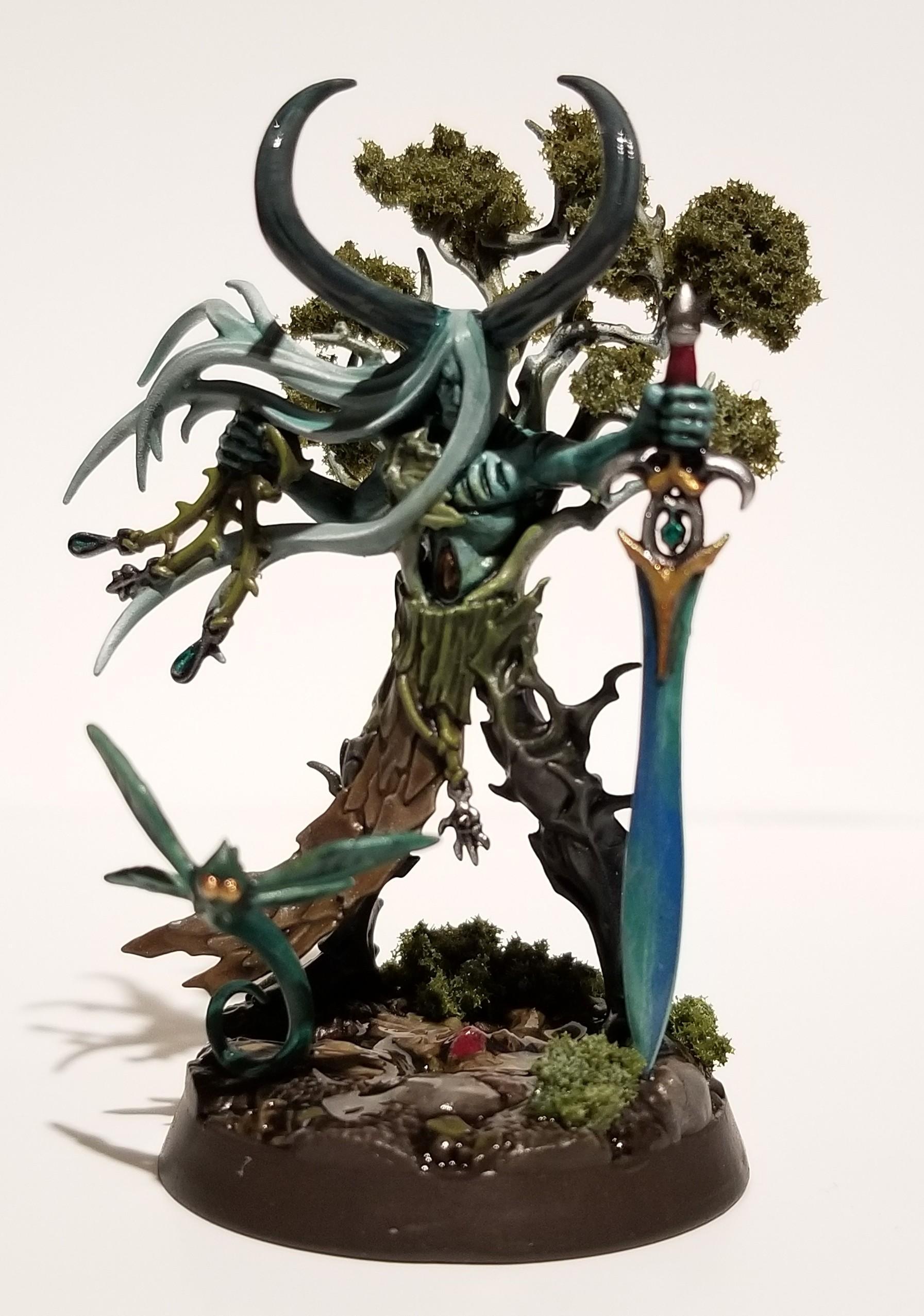 Skhathael, Swamp, Sylvaneth, Ylthari's Guardians