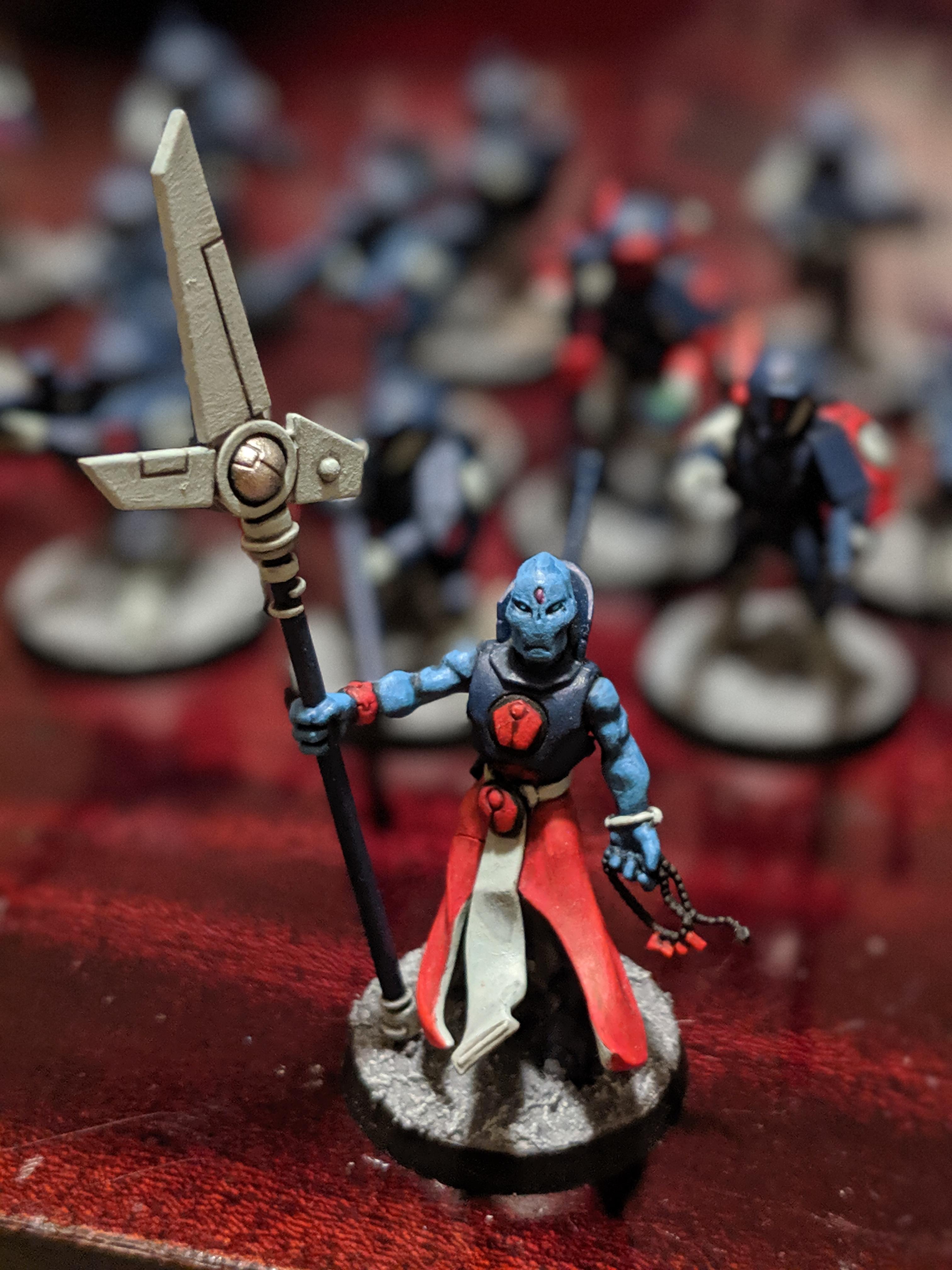 Ethereal, T'au, Warhammer 40,000
