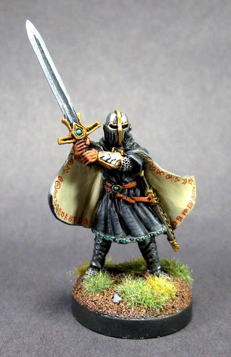 02188: Knight Templar  Reaper Minis, Carrero Arts, Carreroarts, Dark Heaven Legends, Dungeons And Dragons, Miniature Painting, Painted Mini, Painted Miniature, Painted Miniatures, Painted Reaper, Painted Reaper Miniature, Pathfinder Rpg, Pro Painted Miniature, Reaper Mini, Reaper Miniatures, Reaper Minis, Reaper Painted, Reaper Painted Miniature, Rpg Miniature, Table Top Wargames