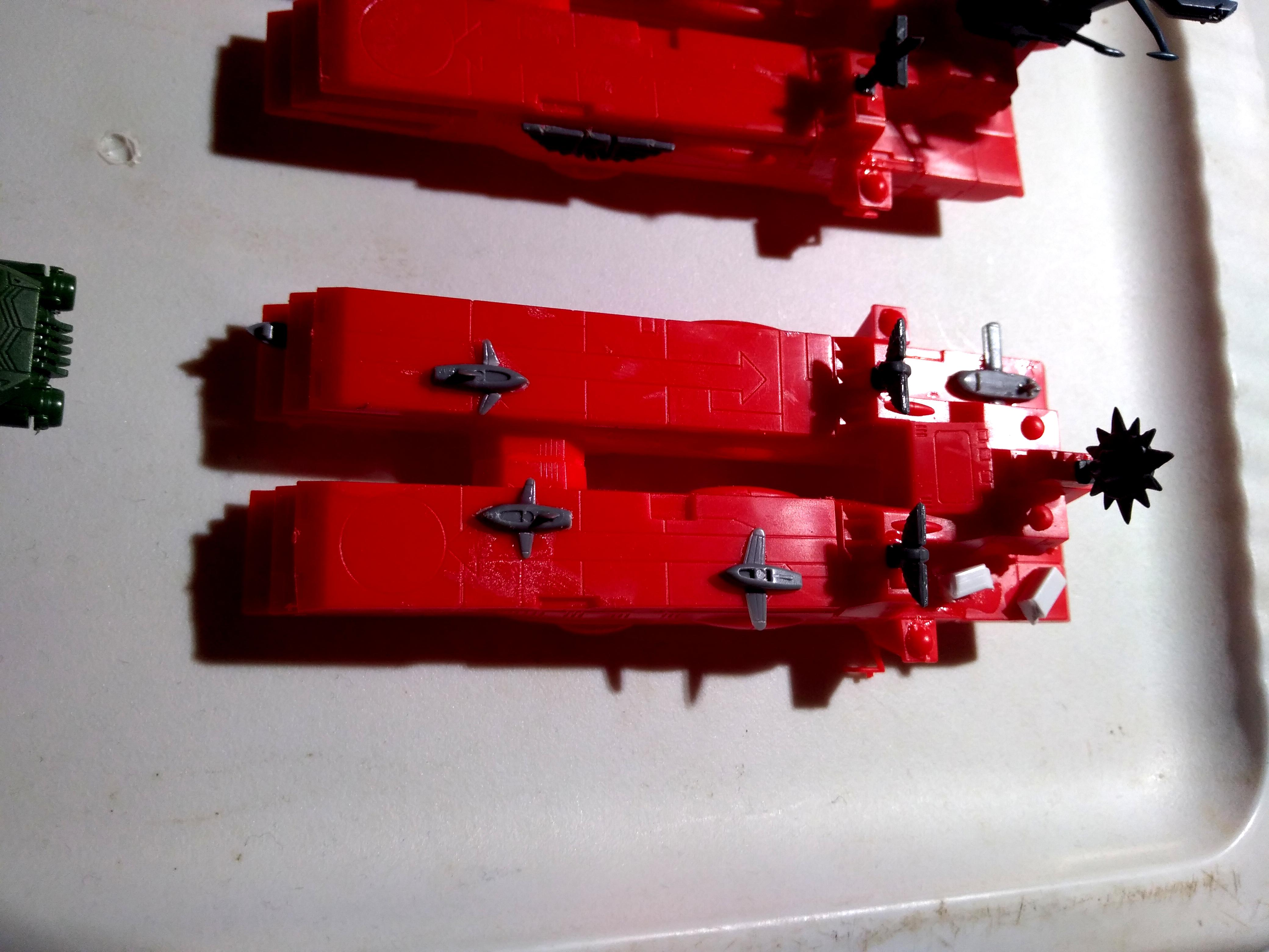 Bandai, Battlefleet Gothic, Mass Conveyer, Space Ship, Yamato